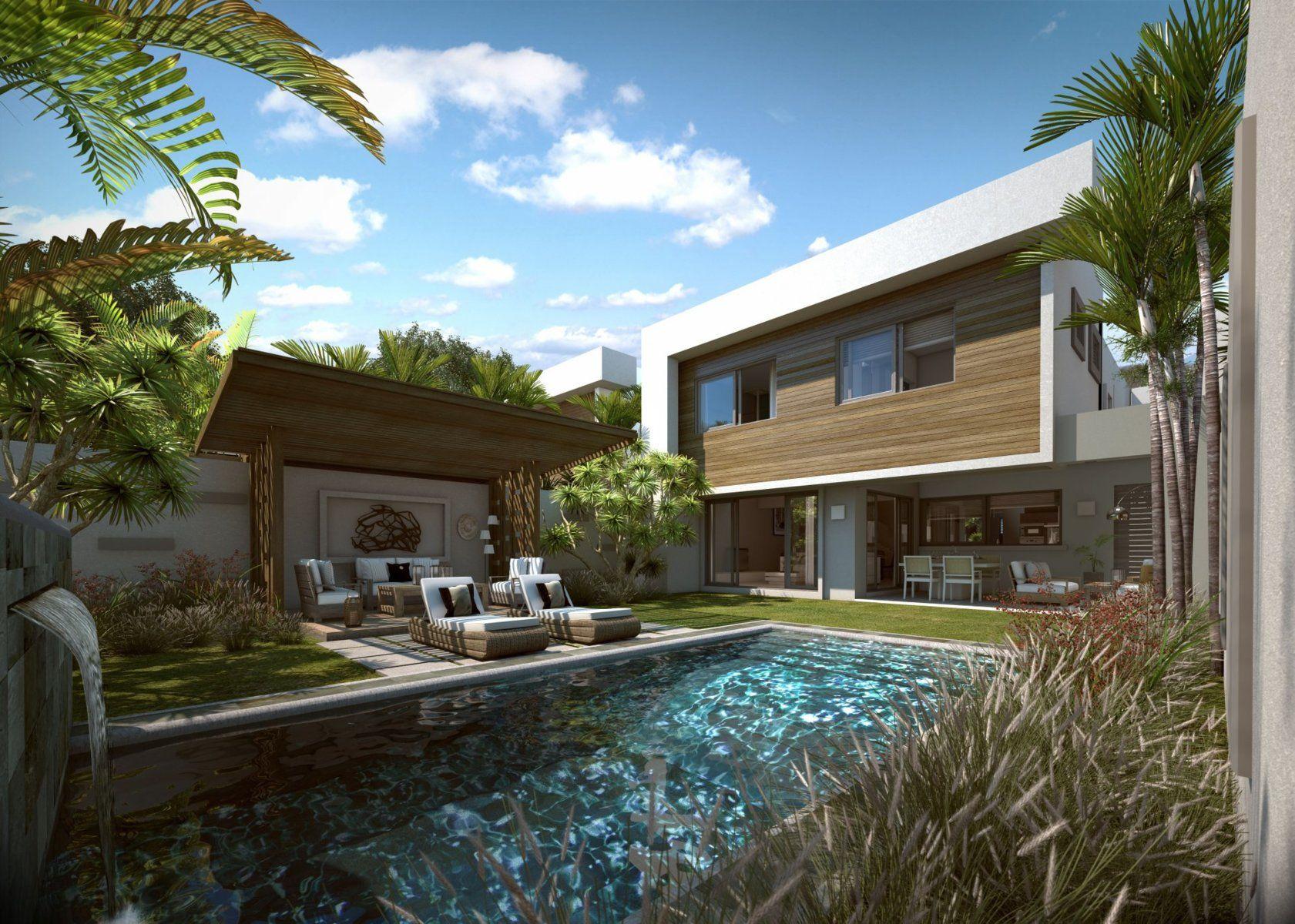 Maison à vendre 5 248m2 à Ile Maurice vignette-1