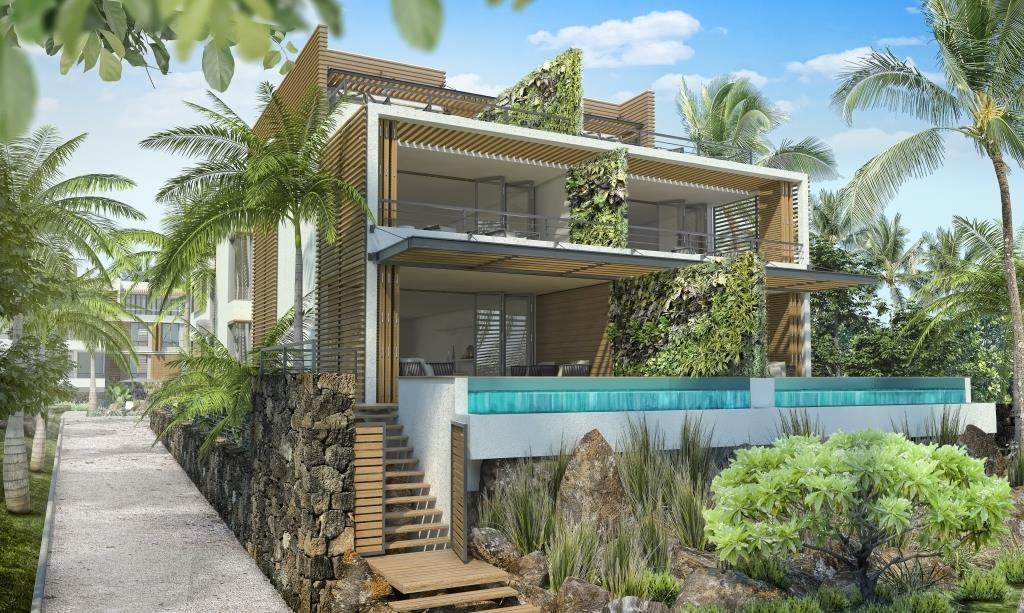Appartement à vendre 3 78.4m2 à Ile Maurice vignette-4