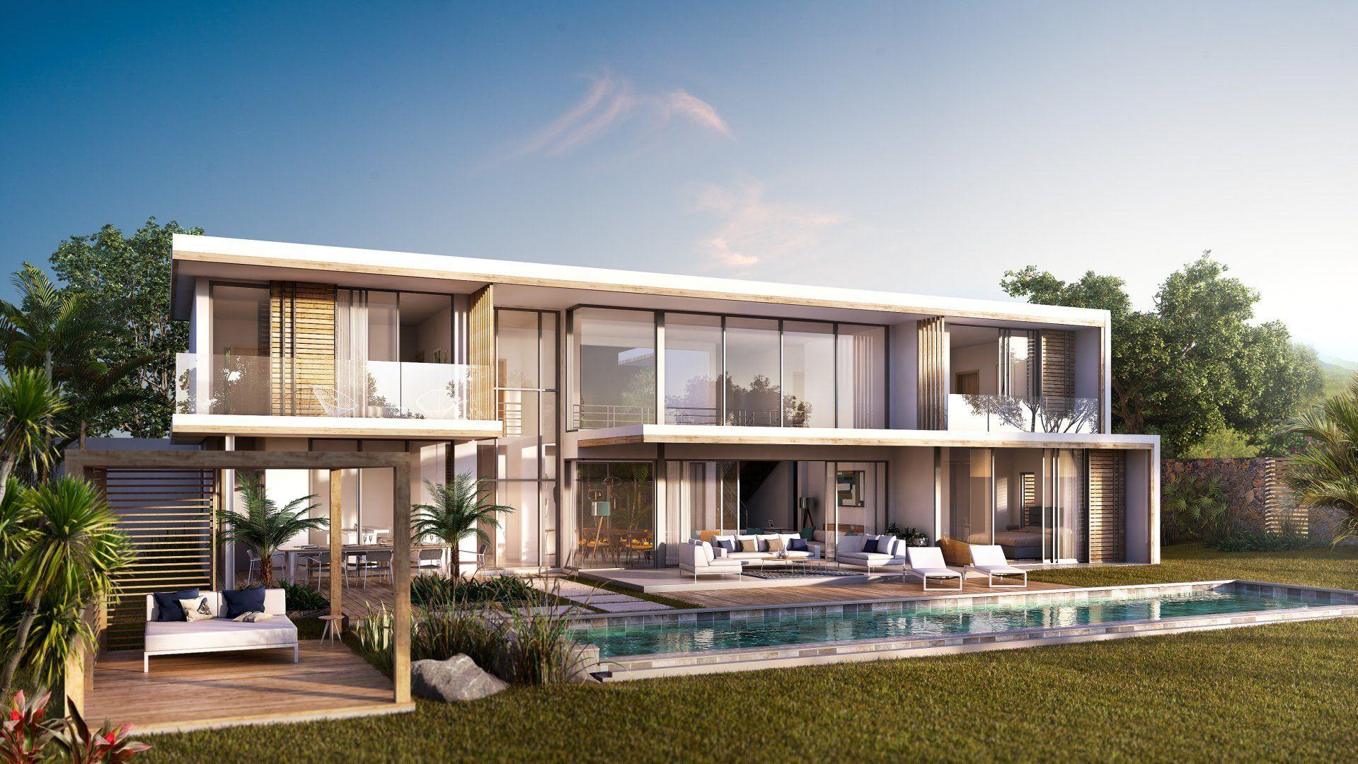 Maison à vendre 4 318m2 à Ile Maurice vignette-4