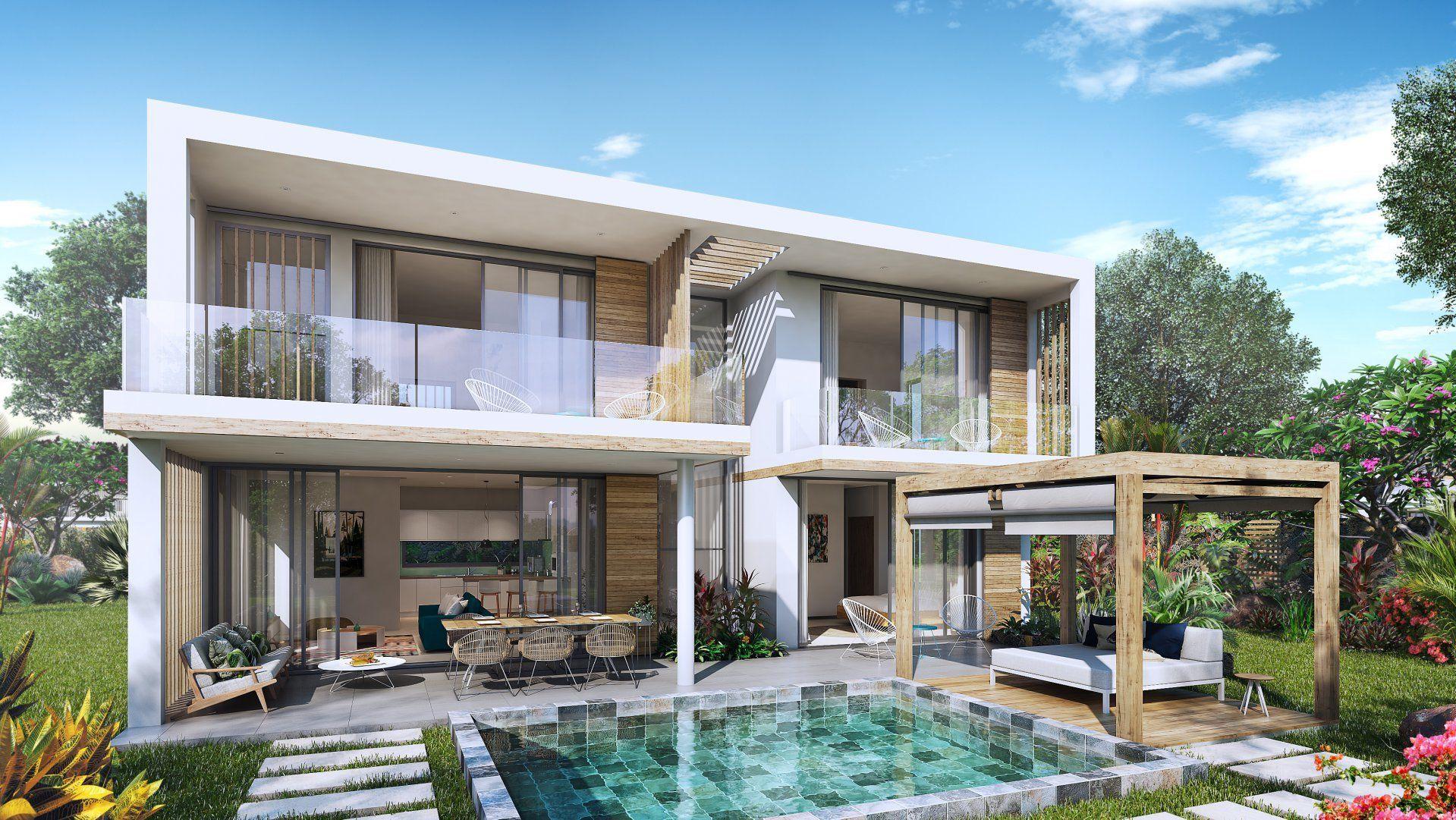 Maison à vendre 4 318m2 à Ile Maurice vignette-2