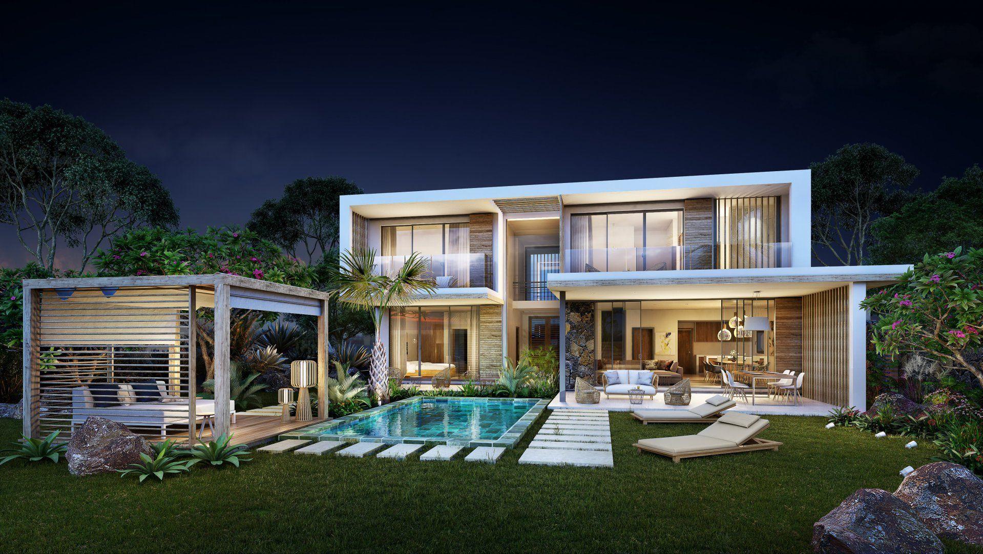 Maison à vendre 4 318m2 à Ile Maurice vignette-1