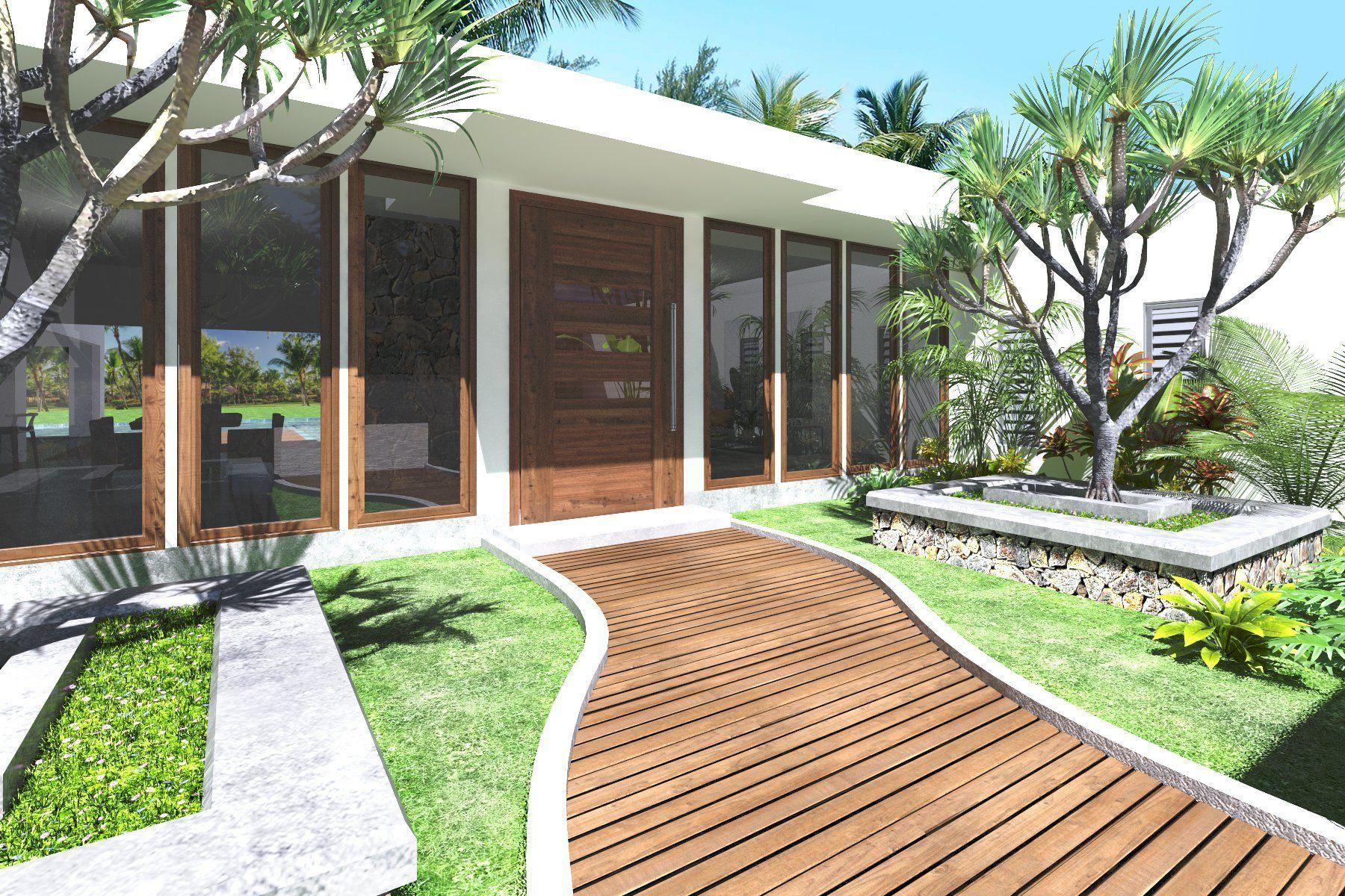 Maison à louer 10 2800m2 à Ile Maurice vignette-1