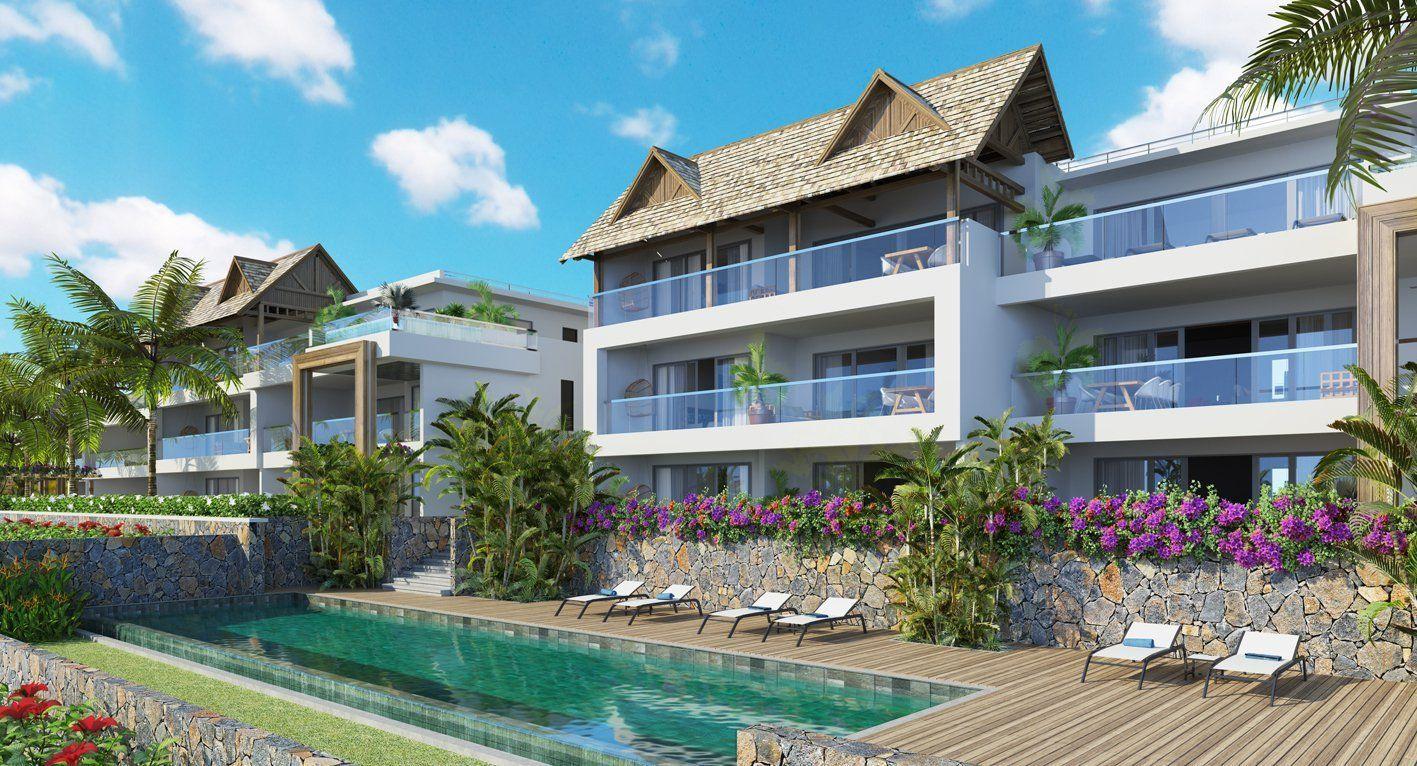 Appartement à vendre 5 174m2 à Ile Maurice vignette-16