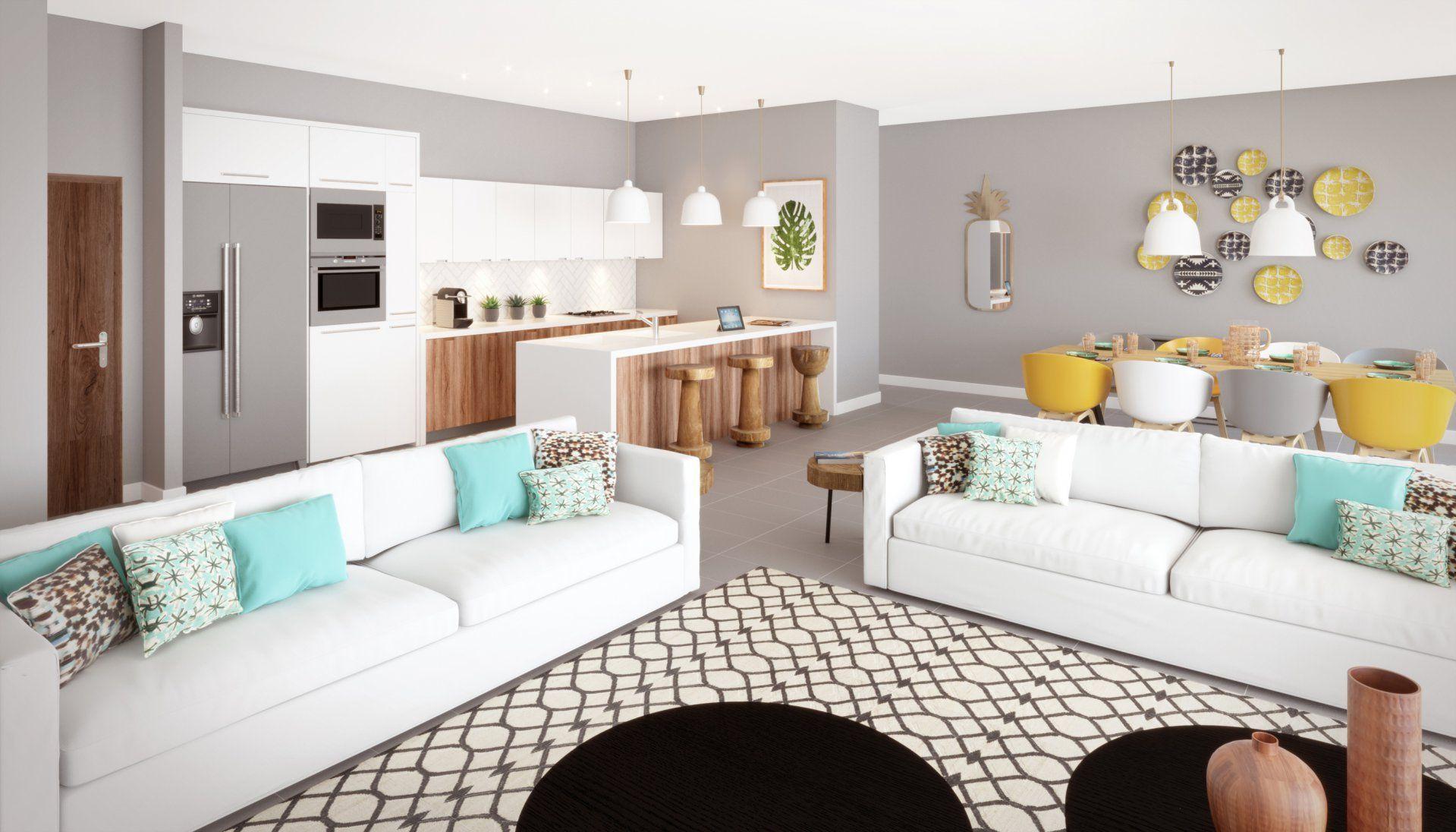 Appartement à vendre 5 174m2 à Ile Maurice vignette-2