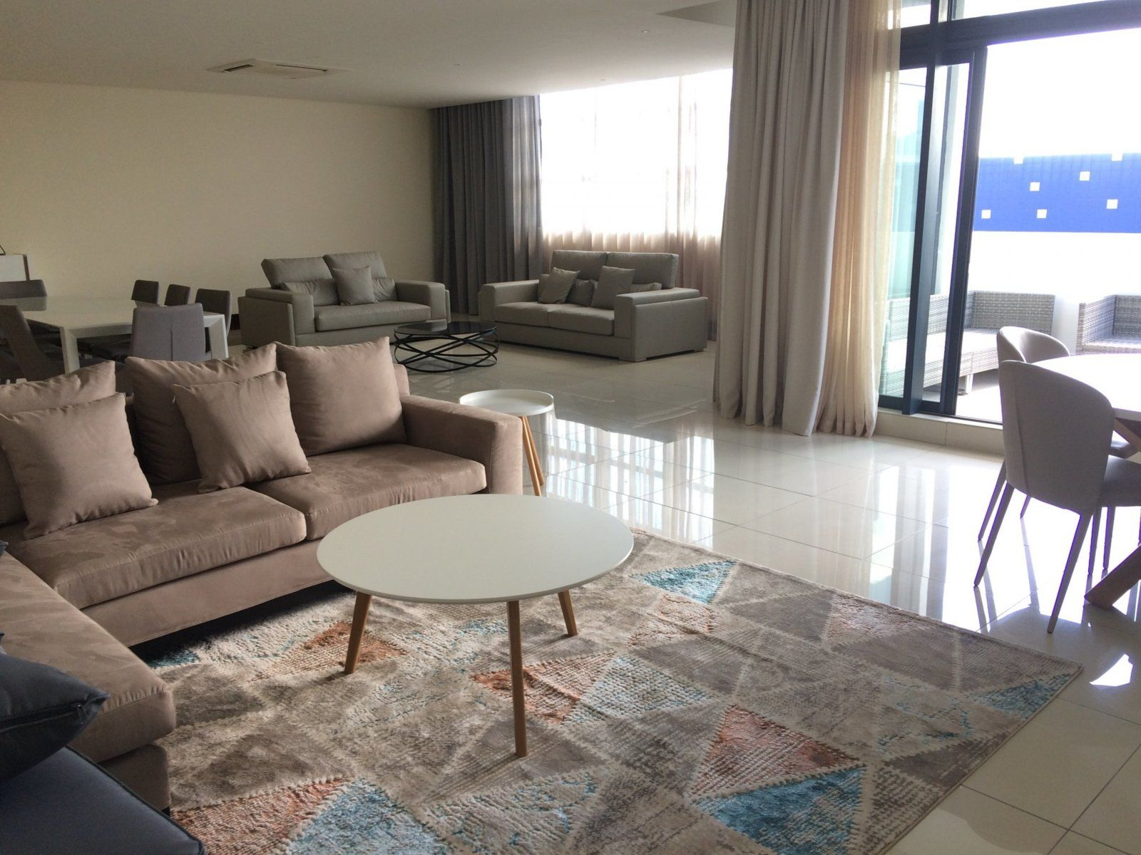 Appartement à louer 6 160m2 à Ile Maurice vignette-2