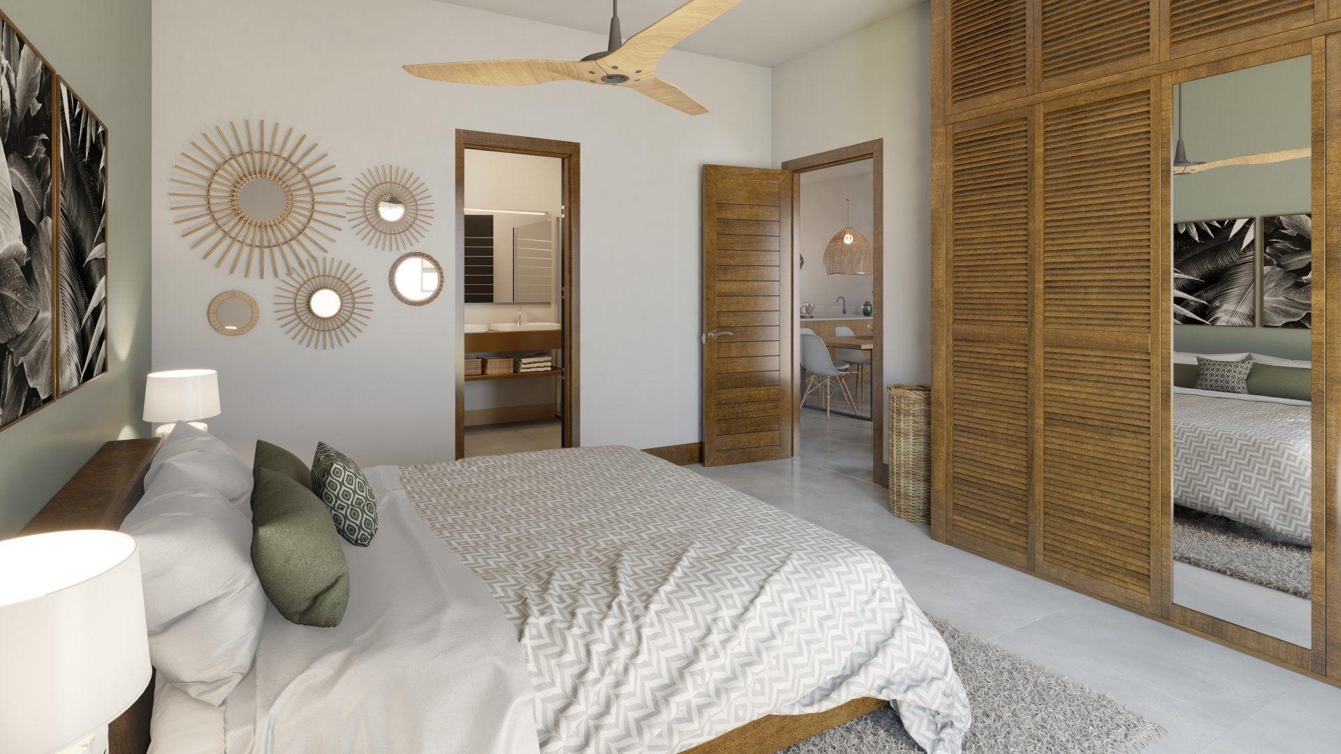 Appartement à vendre 4 147.2m2 à Ile Maurice vignette-3