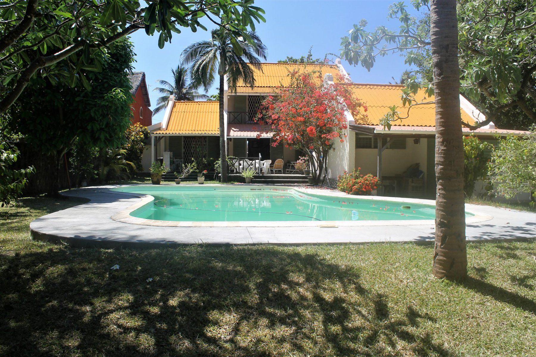Maison à vendre 8 350m2 à Ile Maurice vignette-1