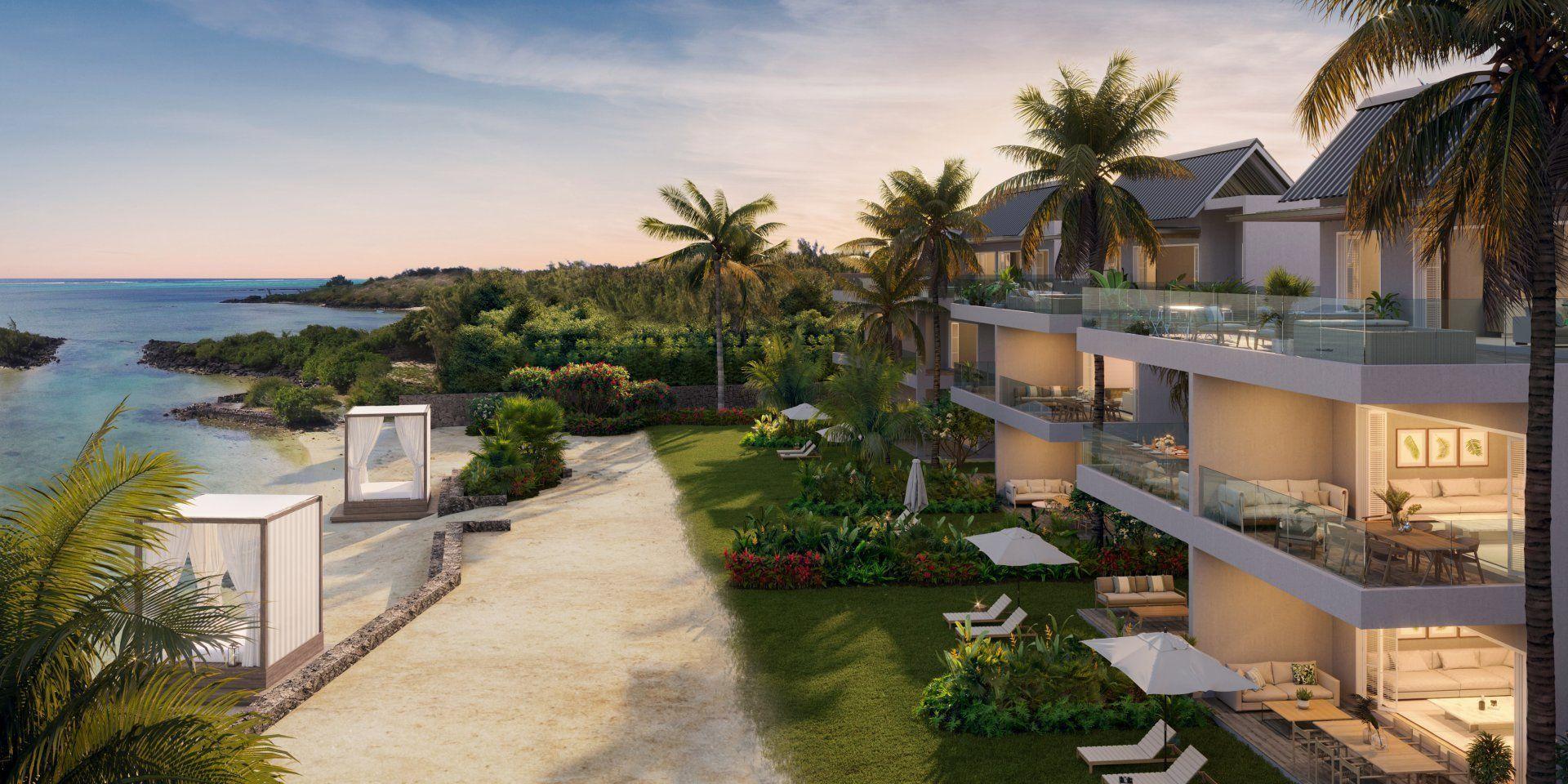 Appartement à vendre 5 135m2 à Ile Maurice vignette-2