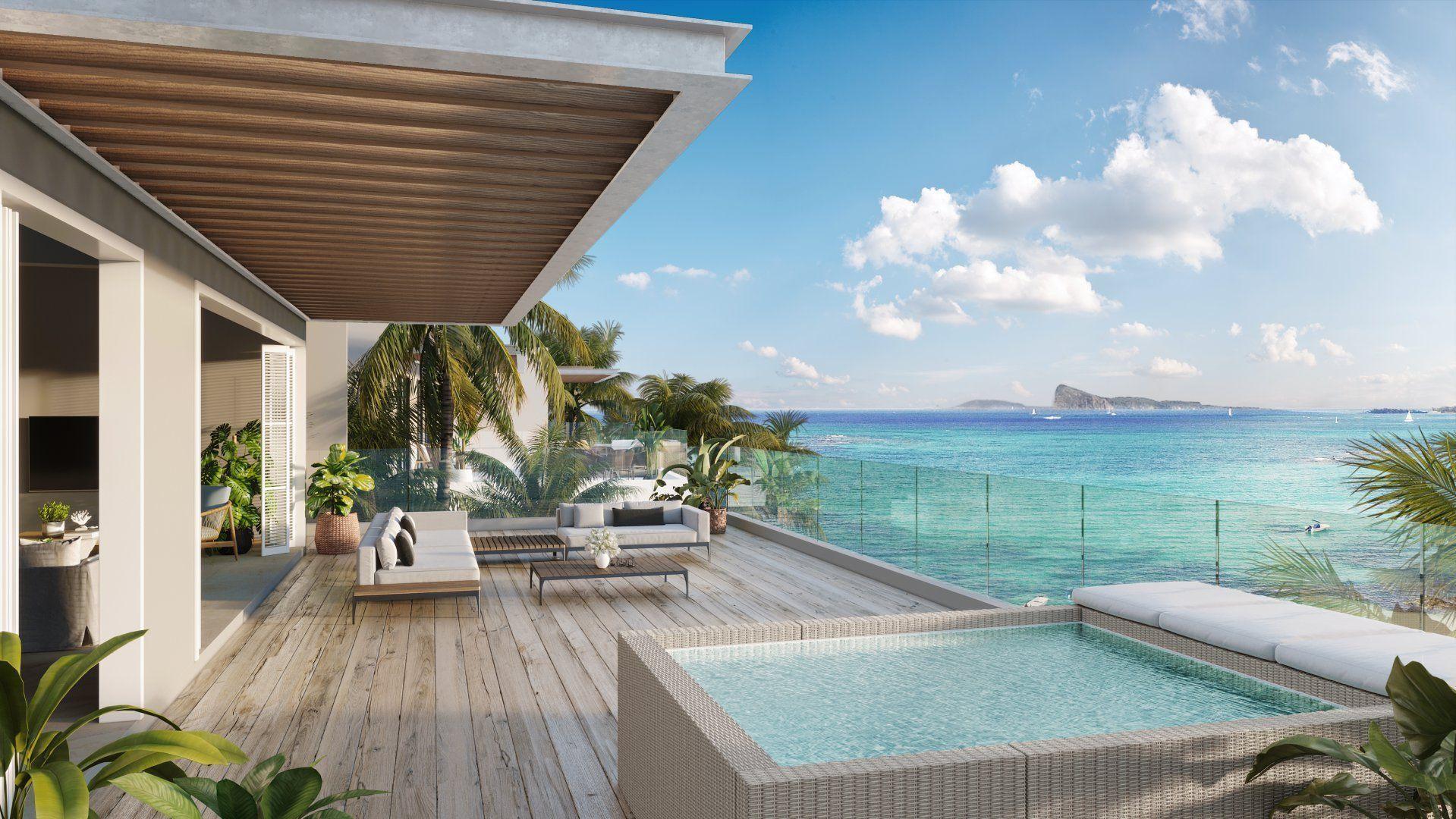 Appartement à vendre 5 135m2 à Ile Maurice vignette-7