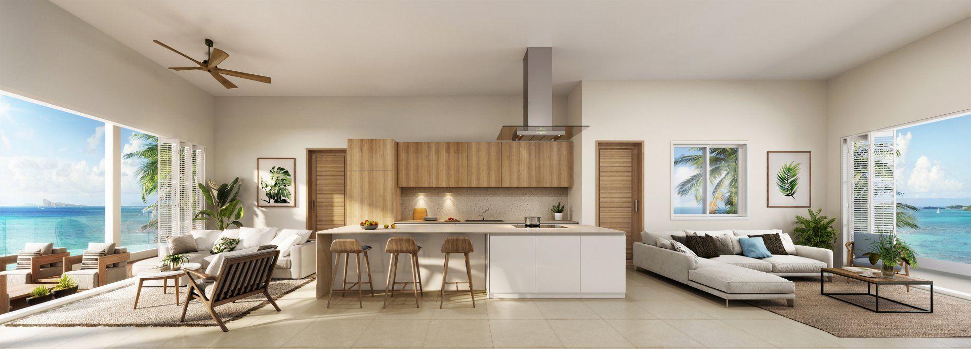 Appartement à vendre 5 135m2 à Ile Maurice vignette-5