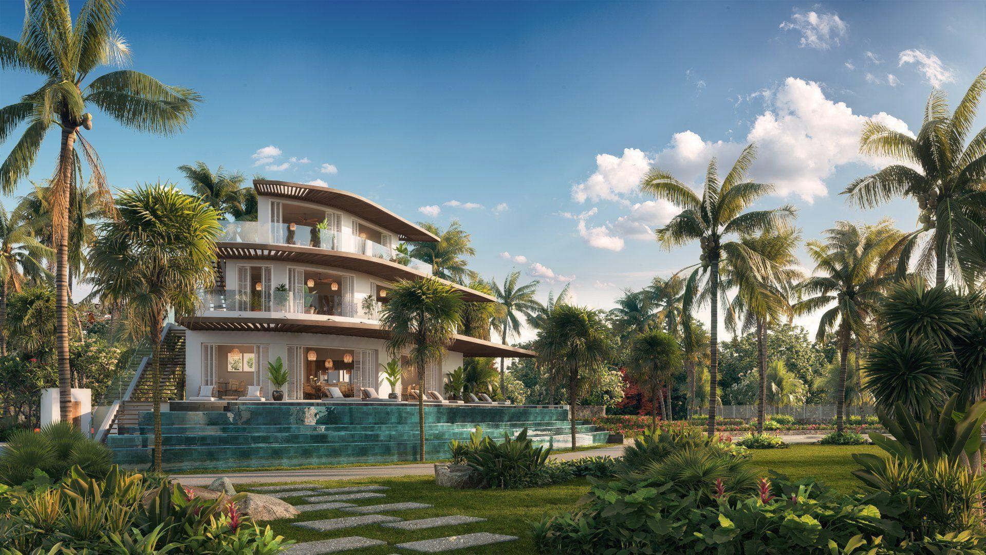 Appartement à vendre 5 135m2 à Ile Maurice vignette-1