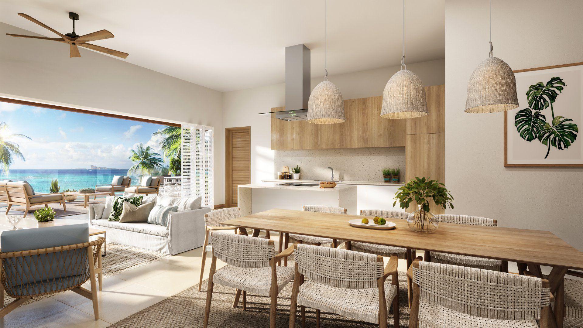 Appartement à vendre 5 135m2 à Ile Maurice vignette-3