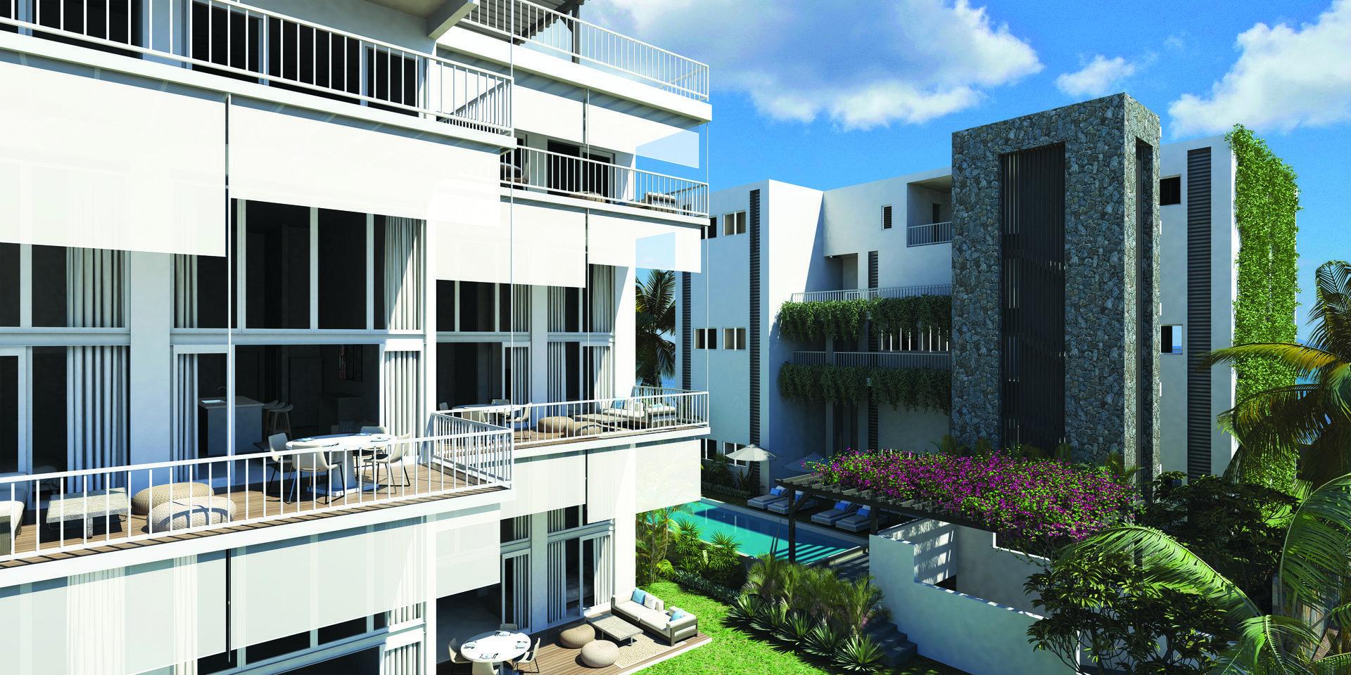 Appartement à vendre 4 111m2 à Ile Maurice vignette-1