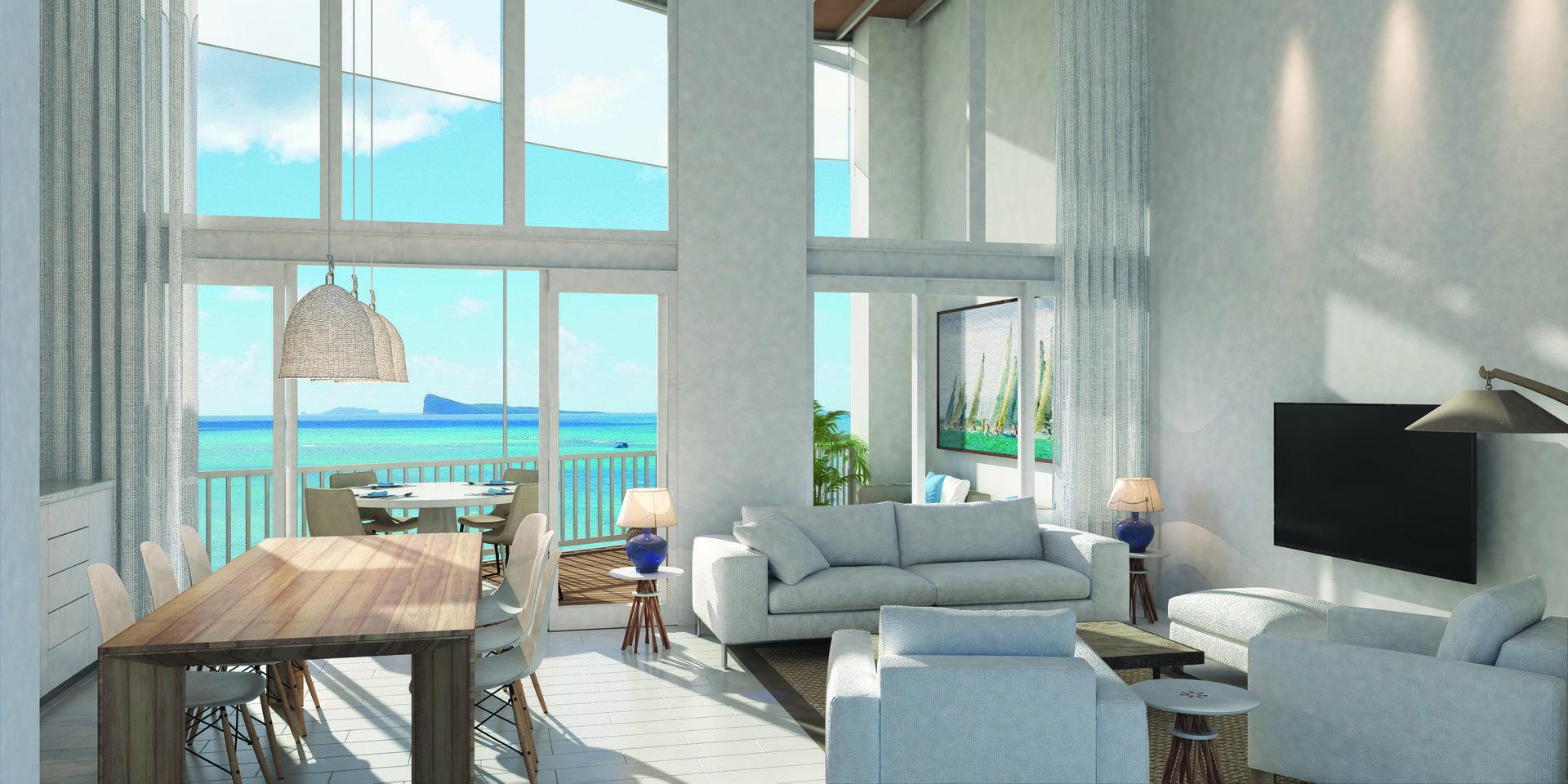 Appartement à vendre 4 111m2 à Ile Maurice vignette-2