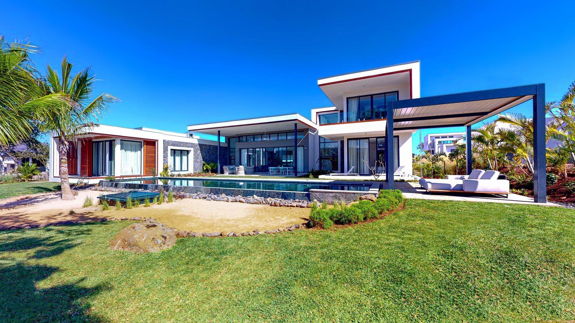 Maison à vendre 5 548m2 à Ile Maurice vignette-1