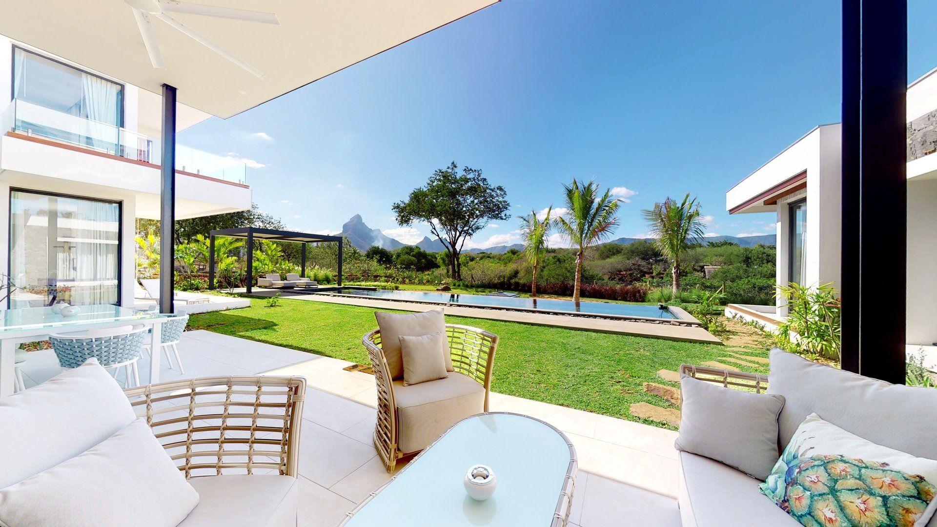 Maison à vendre 5 548m2 à Ile Maurice vignette-2