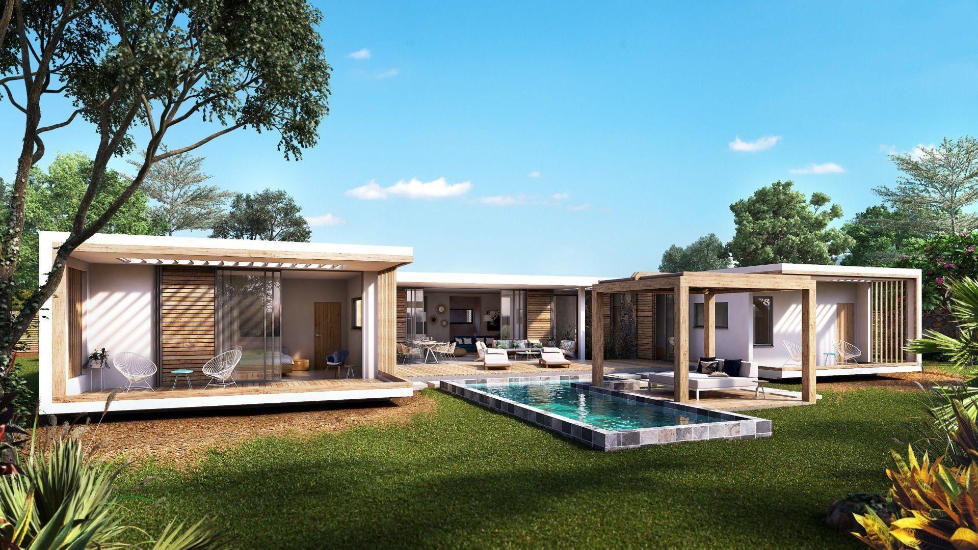 Maison à vendre 4 372m2 à Ile Maurice vignette-3
