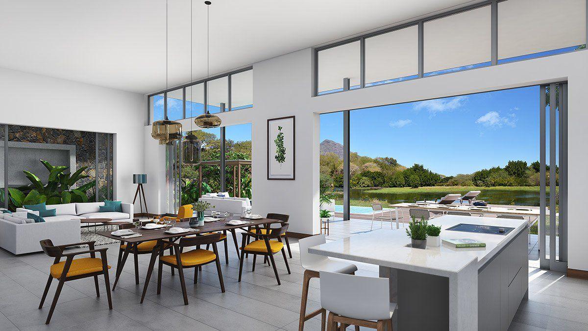 Maison à vendre 4 372m2 à Ile Maurice vignette-8