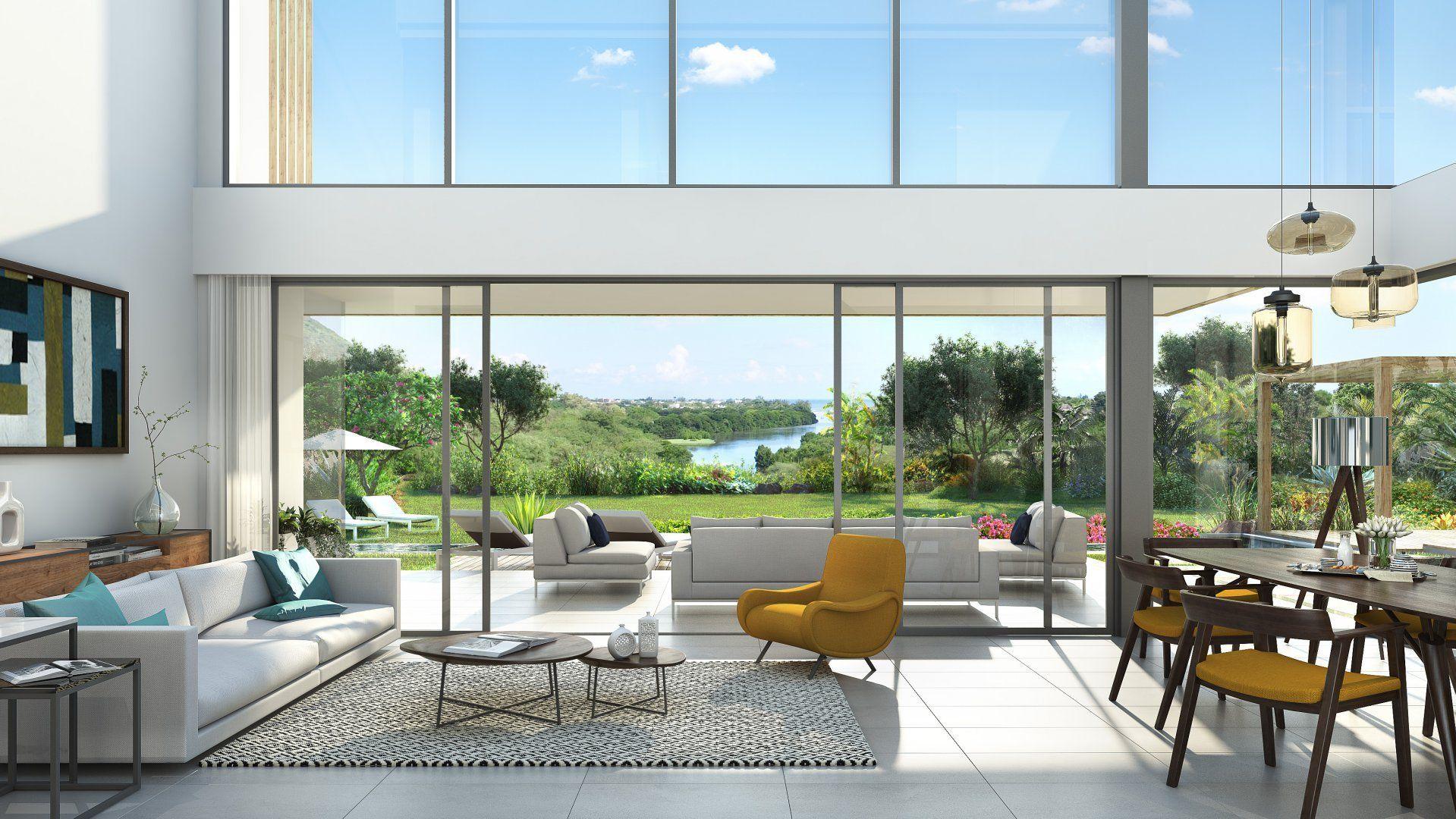 Maison à vendre 4 372m2 à Ile Maurice vignette-2