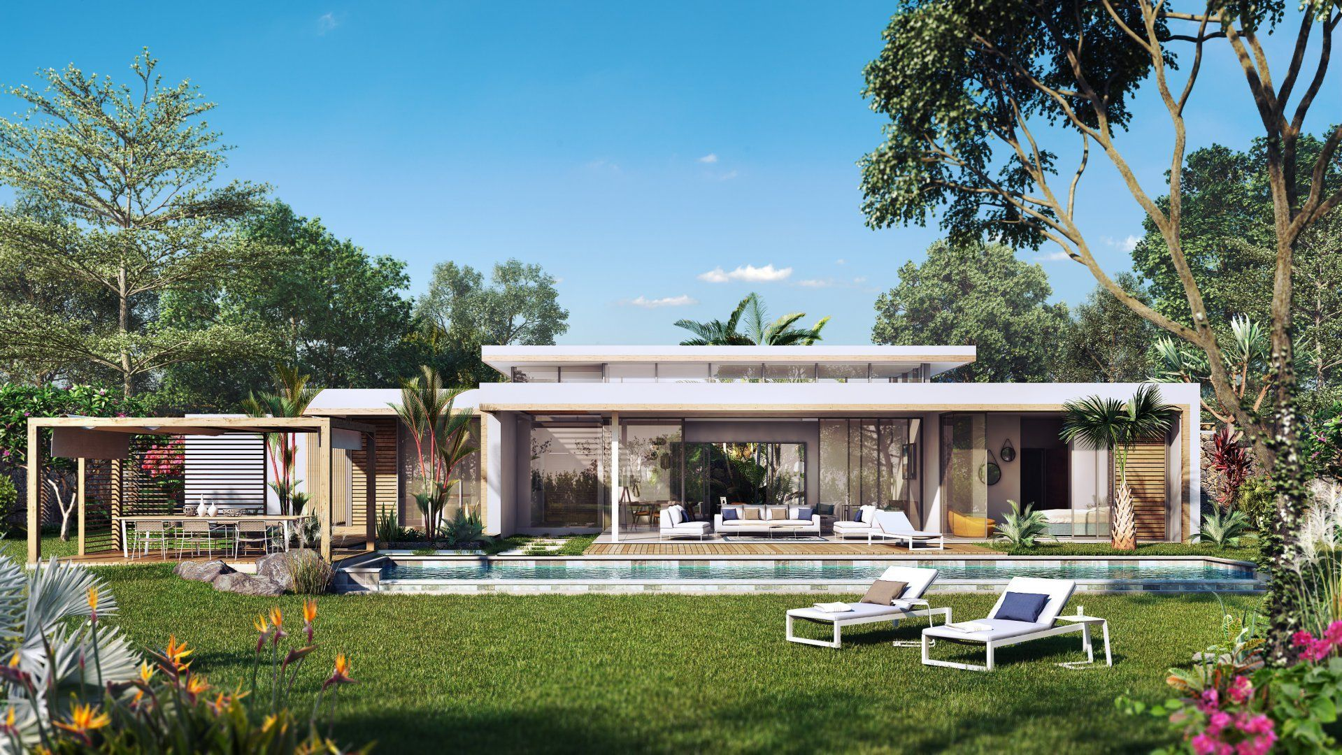 Maison à vendre 7 645m2 à Ile Maurice vignette-2