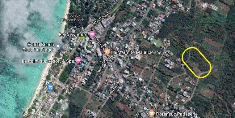 Terrain à vendre  3165.7m2 à Ile Maurice vignette-1