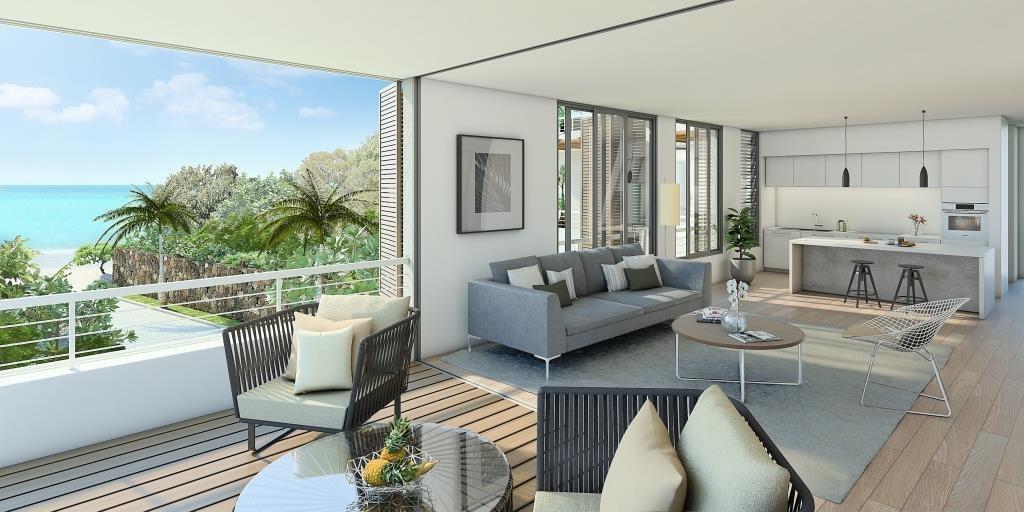 Appartement à vendre 4 152.1m2 à Ile Maurice vignette-1