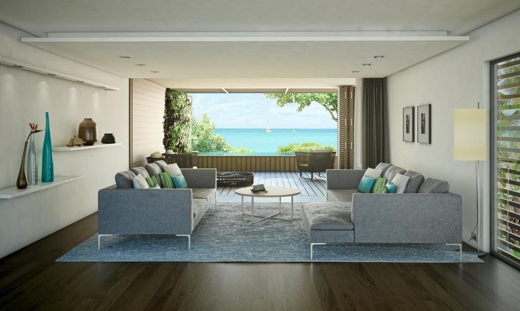Appartement à vendre 4 152.1m2 à Ile Maurice vignette-3