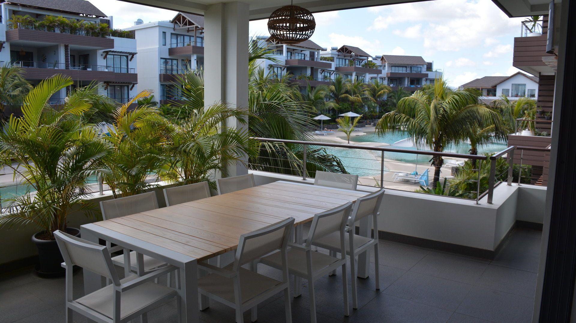 Appartement à vendre 6 149m2 à Ile Maurice vignette-1