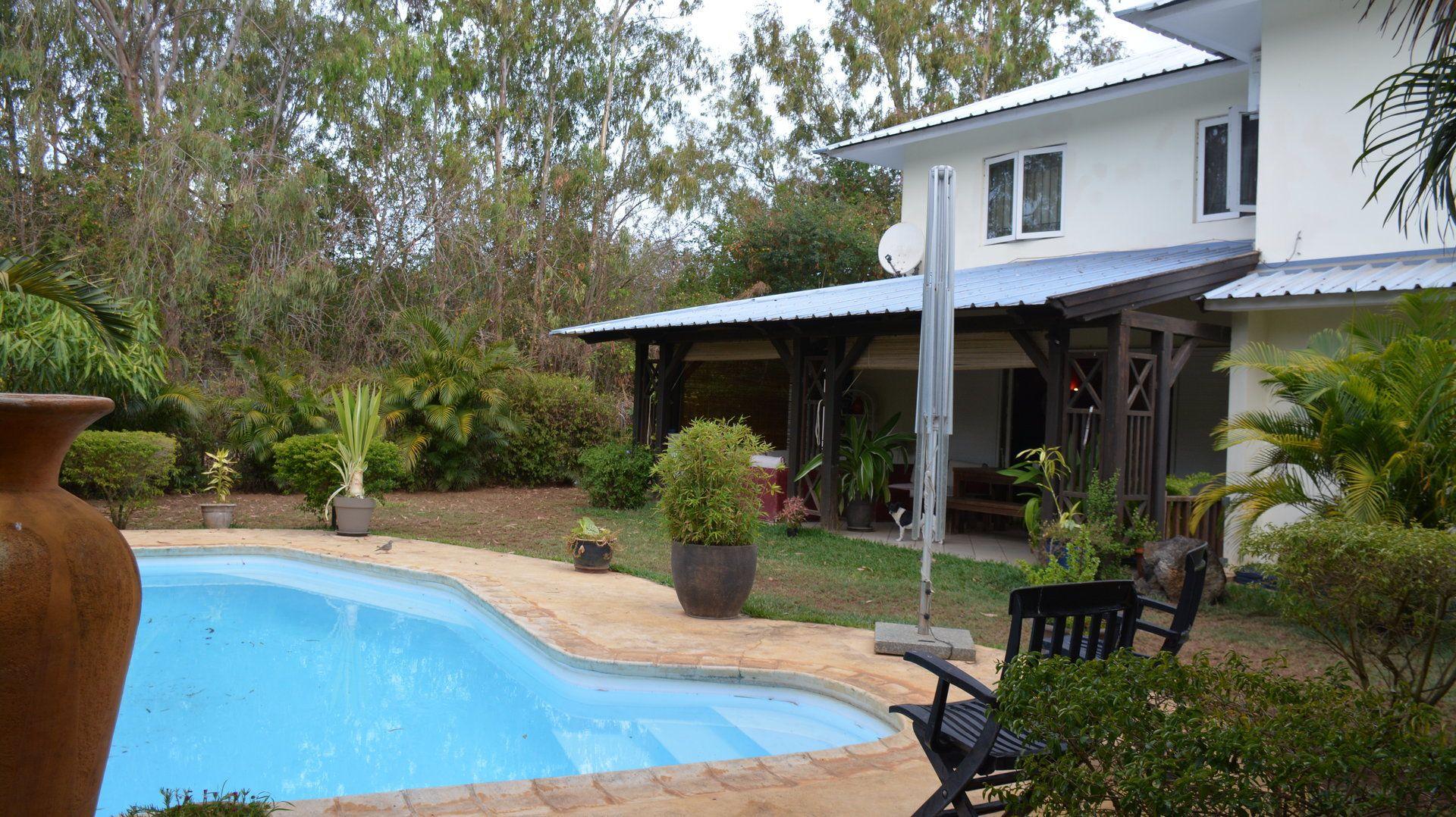 Maison à vendre 7 220m2 à Ile Maurice vignette-1