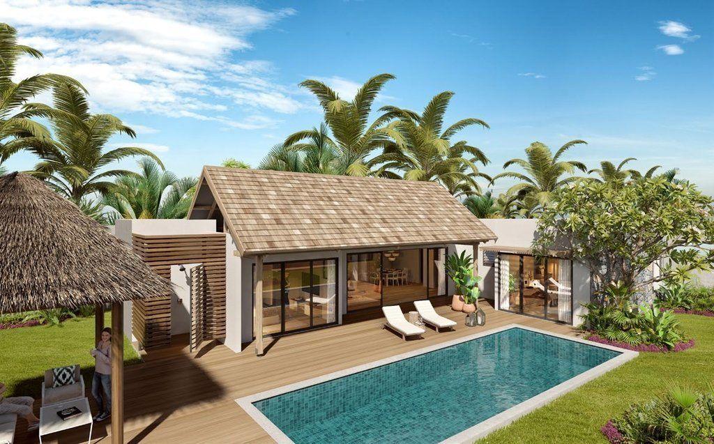 Maison à vendre 6 180m2 à Ile Maurice vignette-1