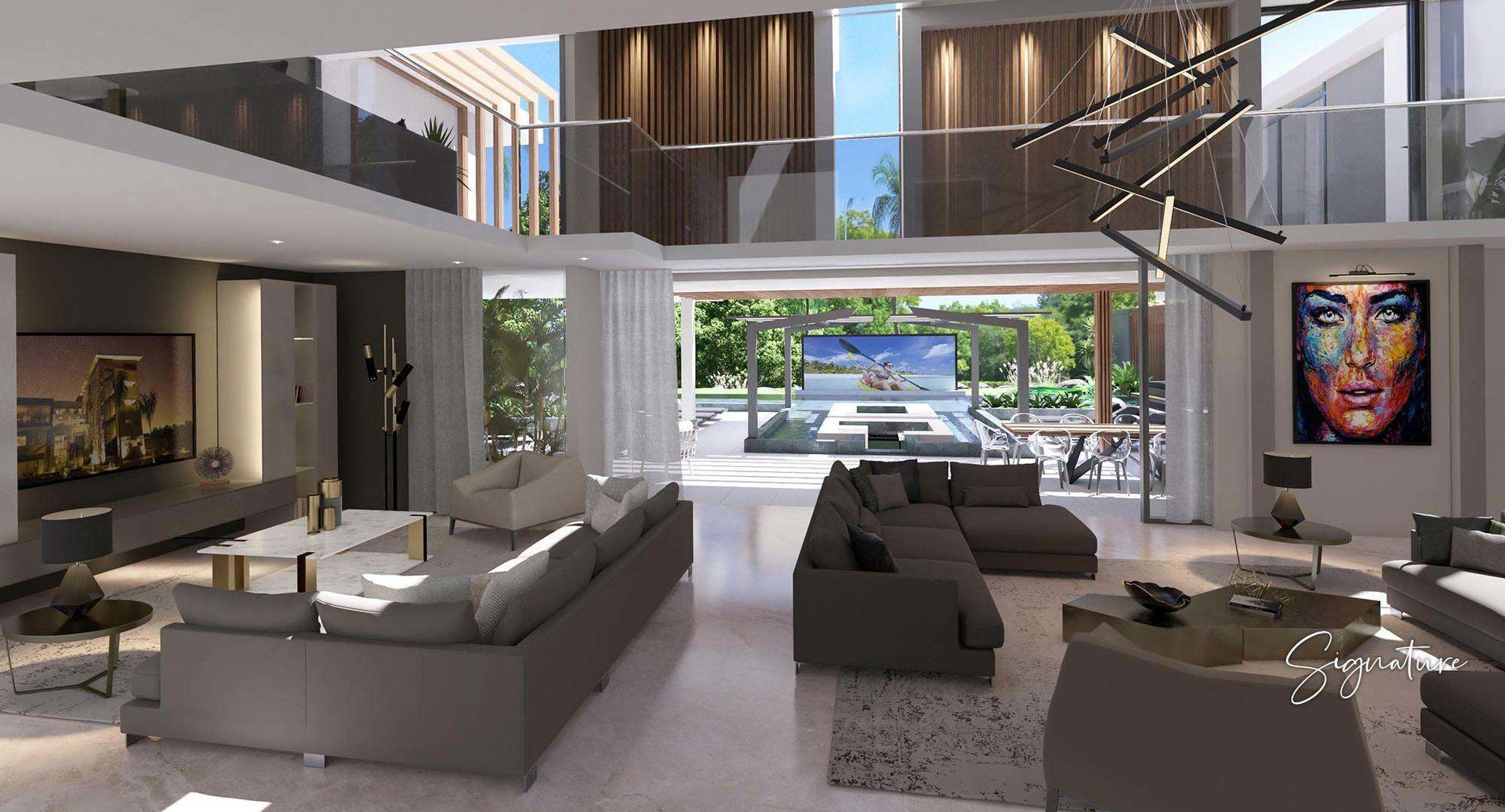 Maison à vendre 4 300m2 à Ile Maurice vignette-12