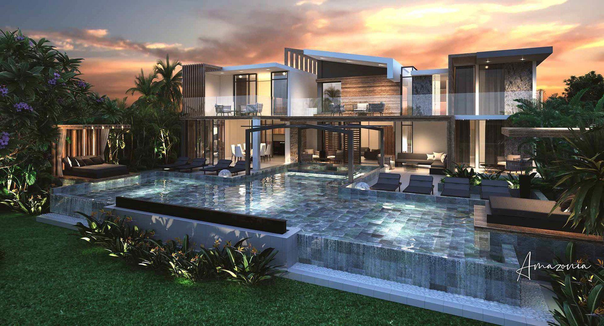 Maison à vendre 4 300m2 à Ile Maurice vignette-3