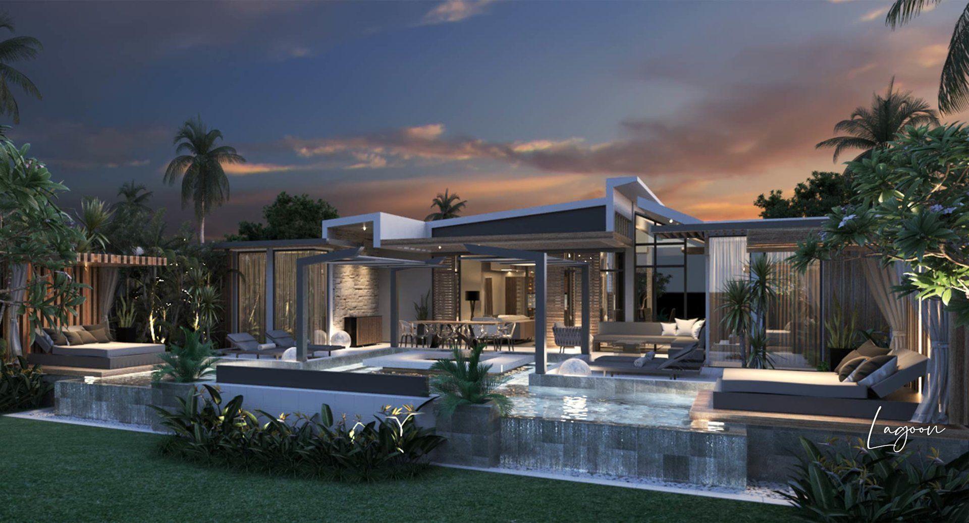 Maison à vendre 4 300m2 à Ile Maurice vignette-2