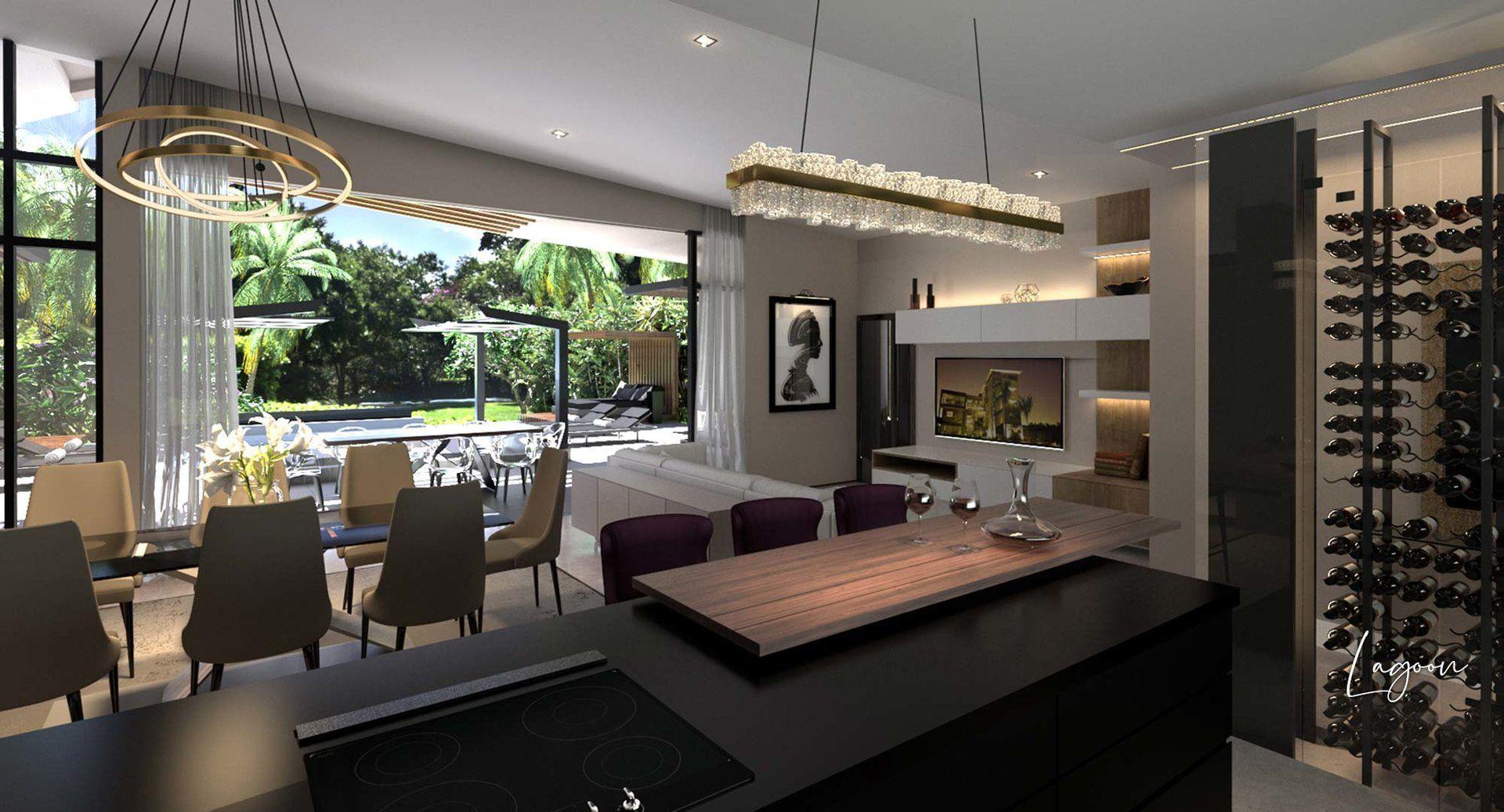 Maison à vendre 4 300m2 à Ile Maurice vignette-5