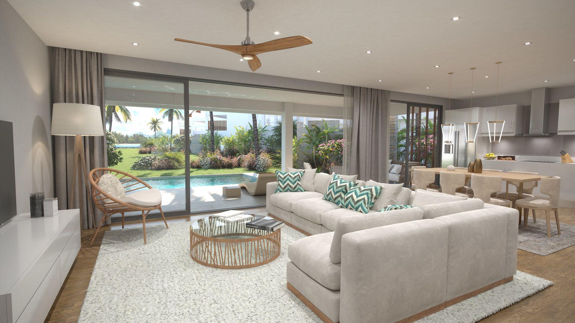 Appartement à vendre 5 160.5m2 à Ile Maurice vignette-5