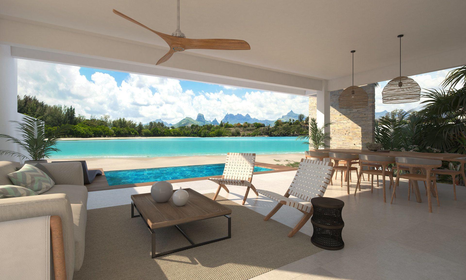 Appartement à vendre 5 160.5m2 à Ile Maurice vignette-8