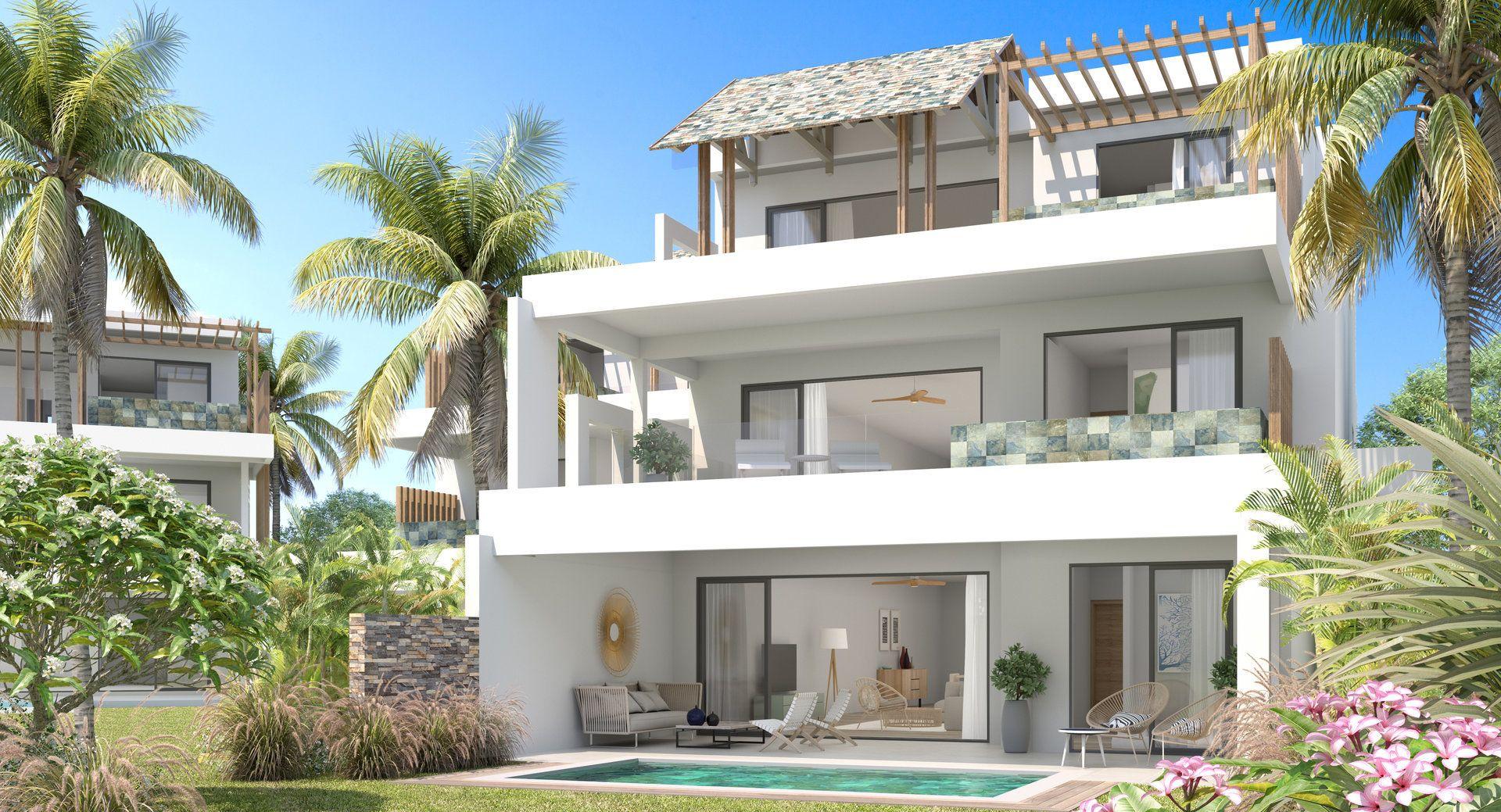 Appartement à vendre 5 160.5m2 à Ile Maurice vignette-9