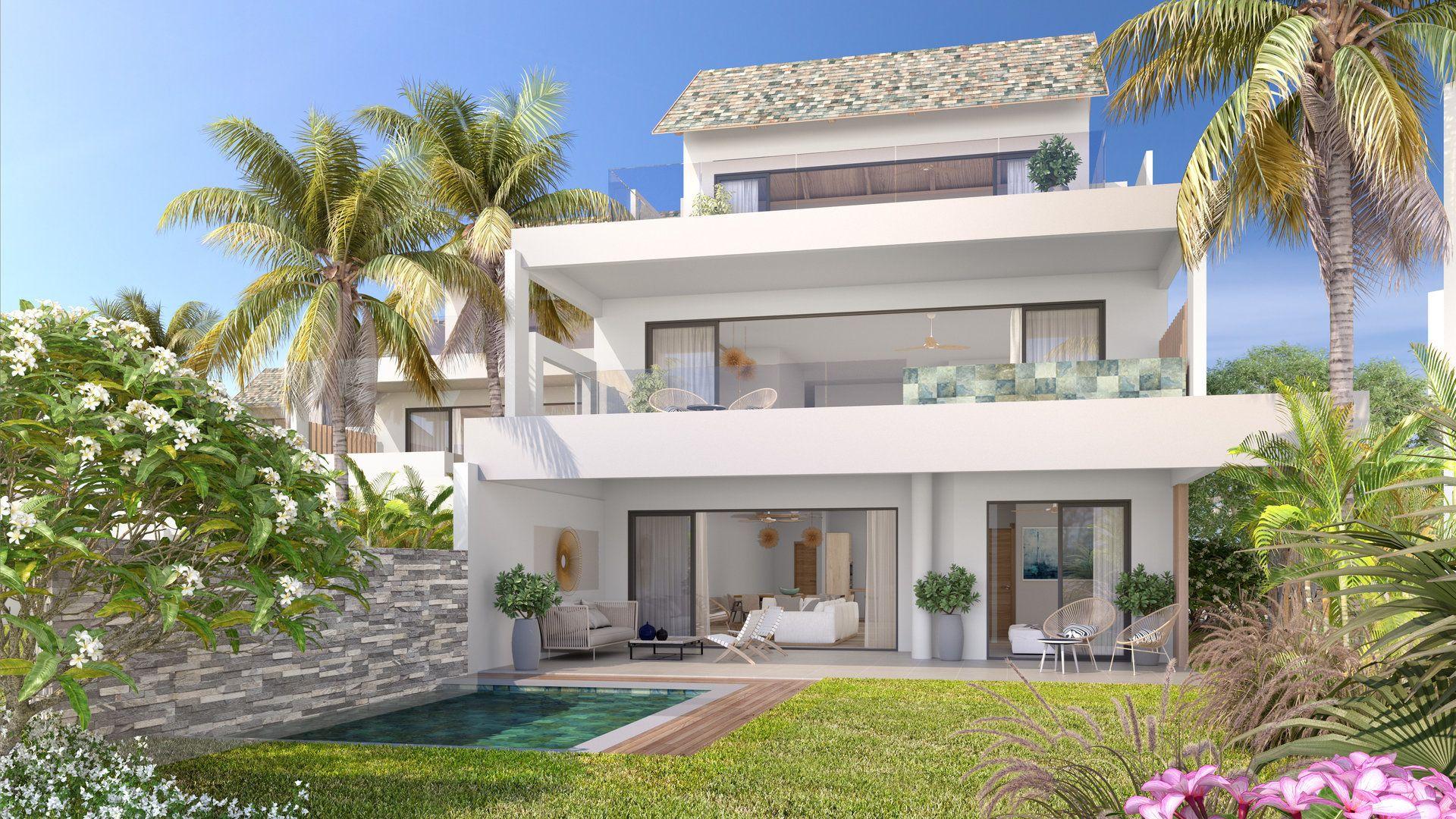 Appartement à vendre 5 160.5m2 à Ile Maurice vignette-2