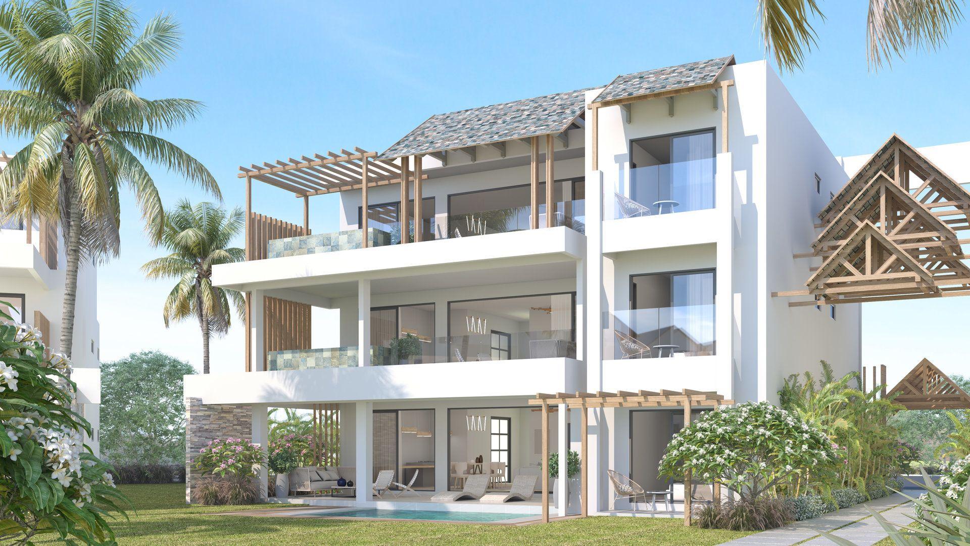 Appartement à vendre 5 160.5m2 à Ile Maurice vignette-10