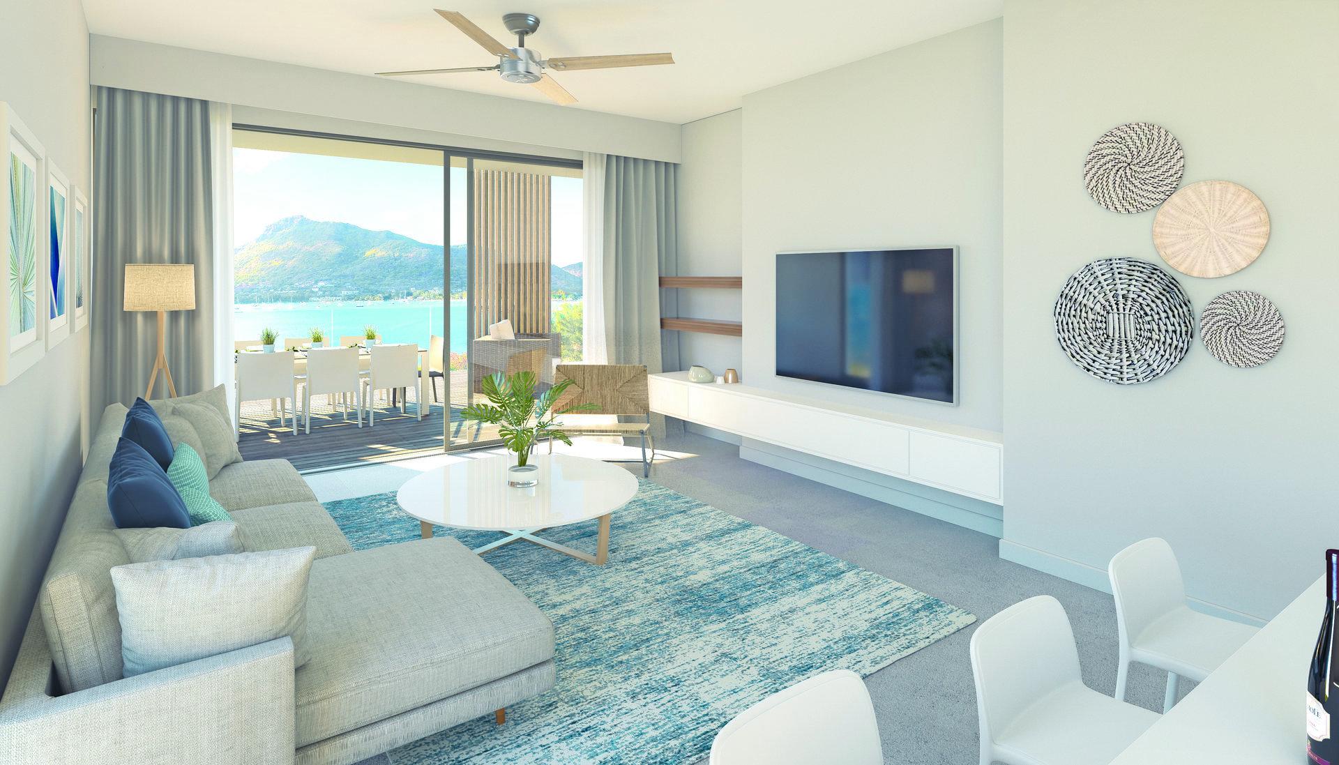 Appartement à vendre 6 180m2 à Ile Maurice vignette-4