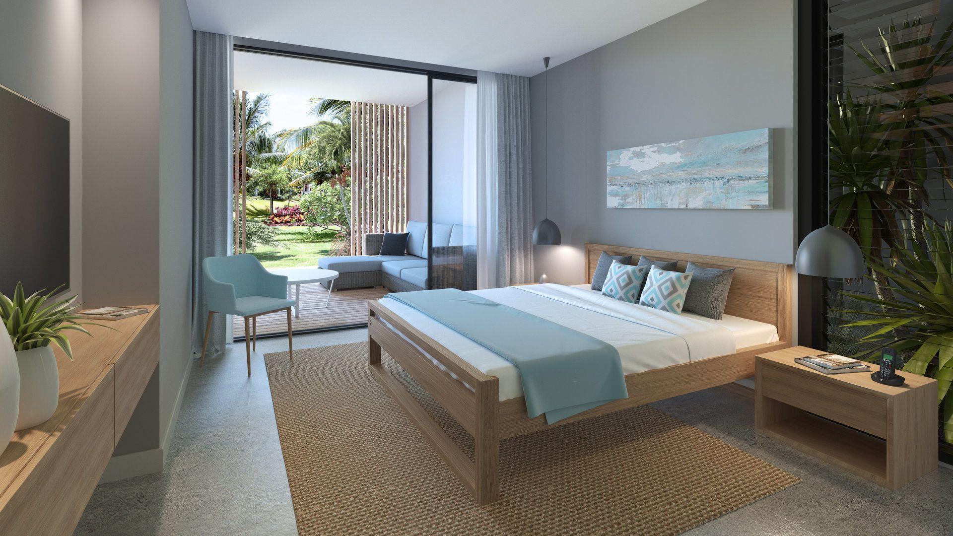 Appartement à vendre 6 180m2 à Ile Maurice vignette-7