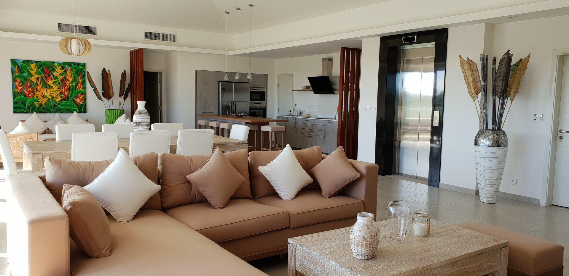 Appartement à vendre 4 339.44m2 à Ile Maurice vignette-10