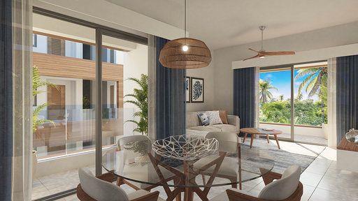 Appartement à vendre 3 64.3m2 à Ile Maurice vignette-3