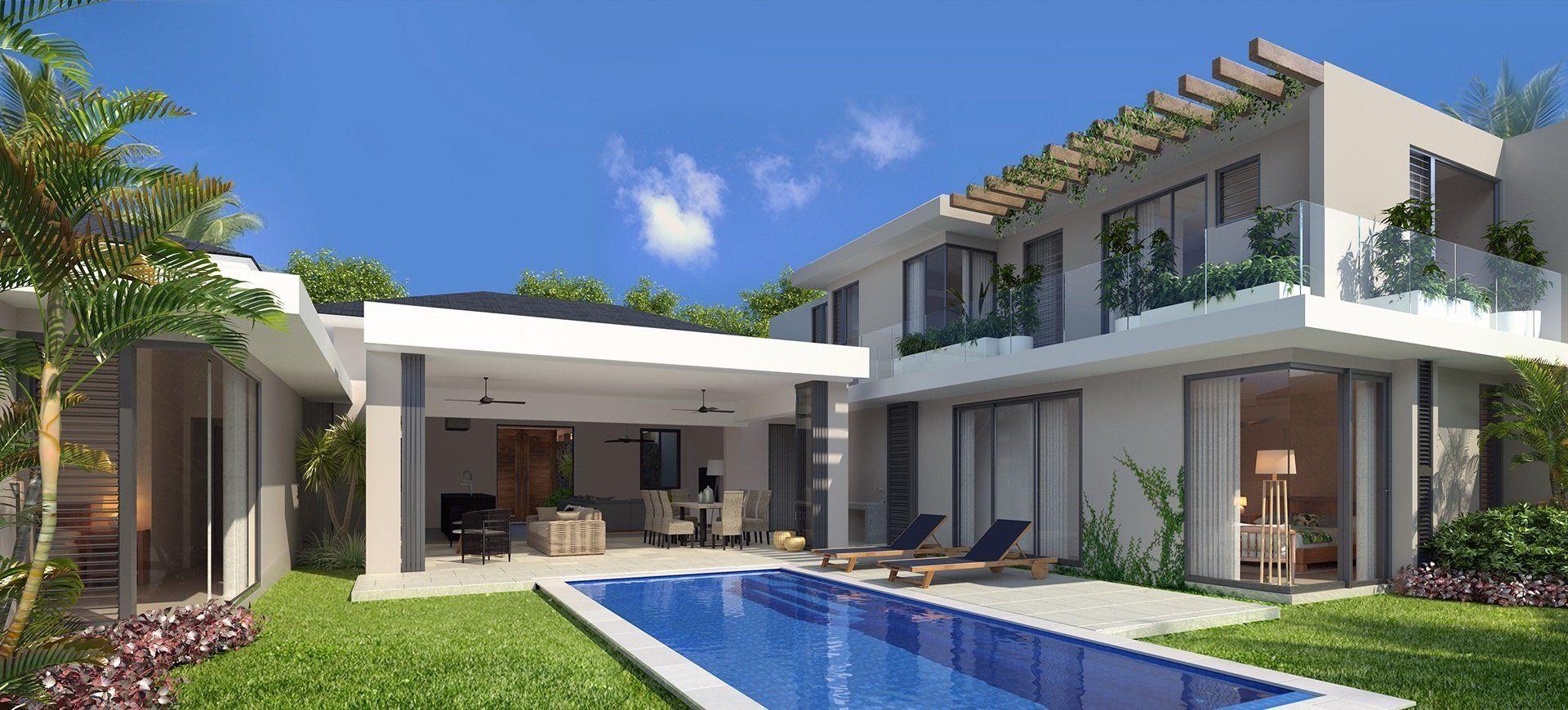 Maison à vendre 5 251.39m2 à Ile Maurice vignette-1