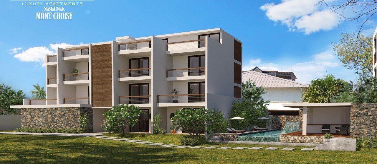 Appartement à vendre 4 246m2 à Ile Maurice vignette-1