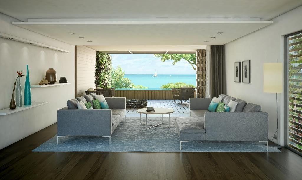 Appartement à vendre 3 153.6m2 à Ile Maurice vignette-1
