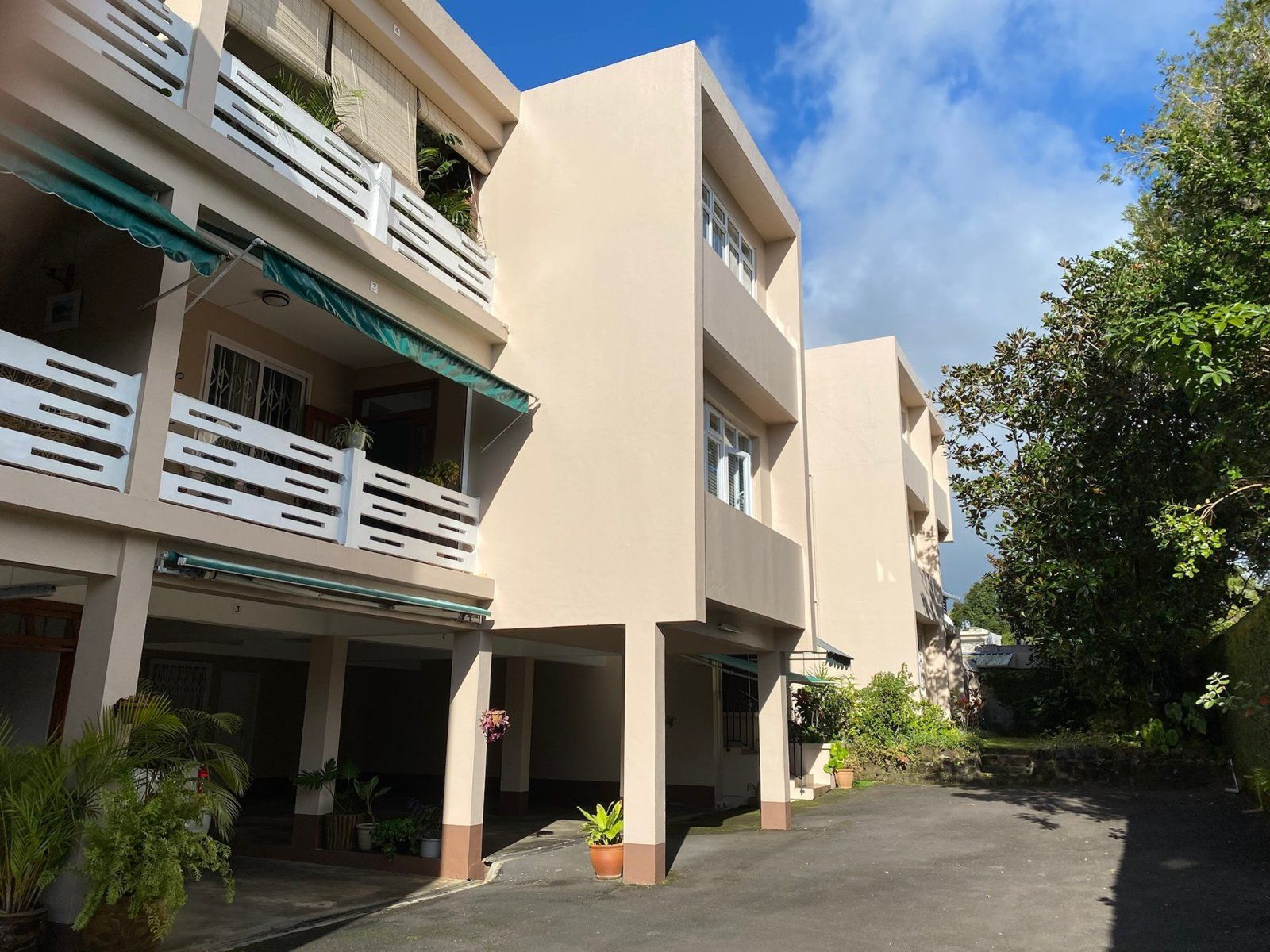 Appartement à vendre 7 165m2 à Ile Maurice vignette-3