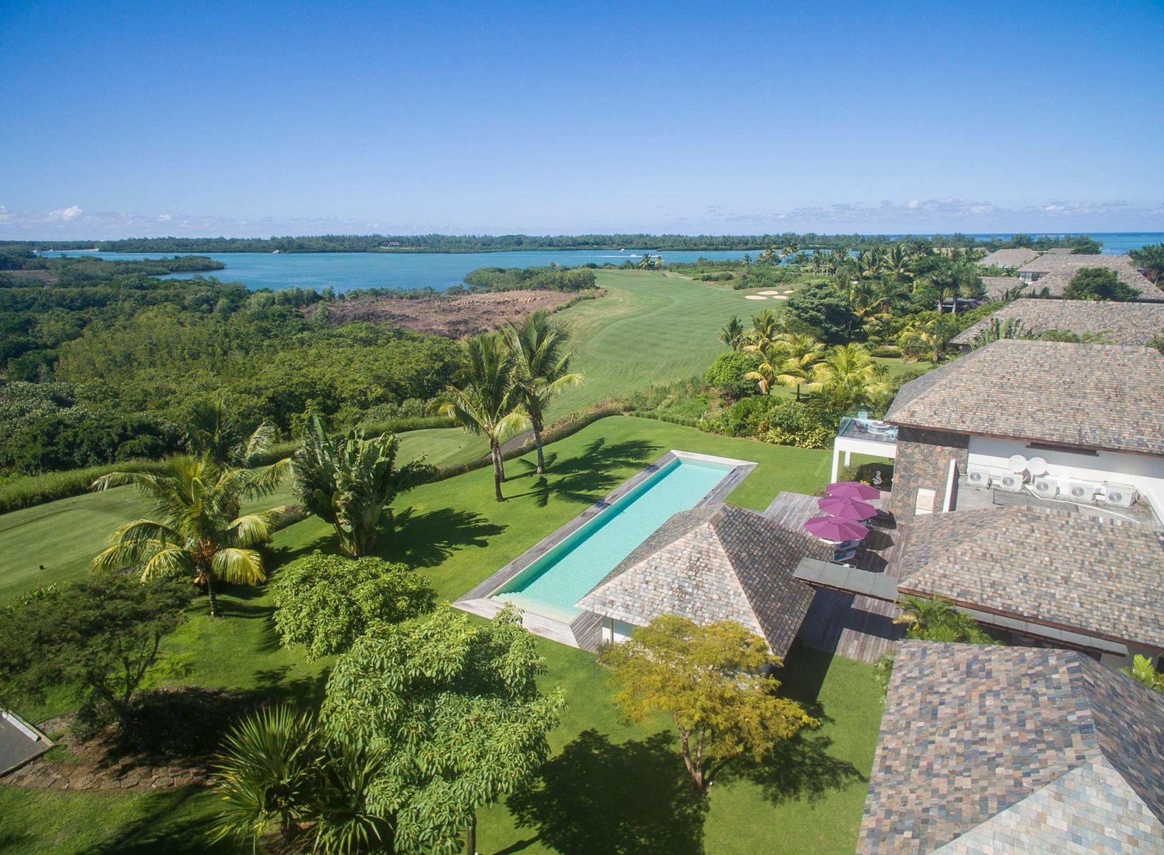Maison à vendre 5 460m2 à Ile Maurice vignette-1