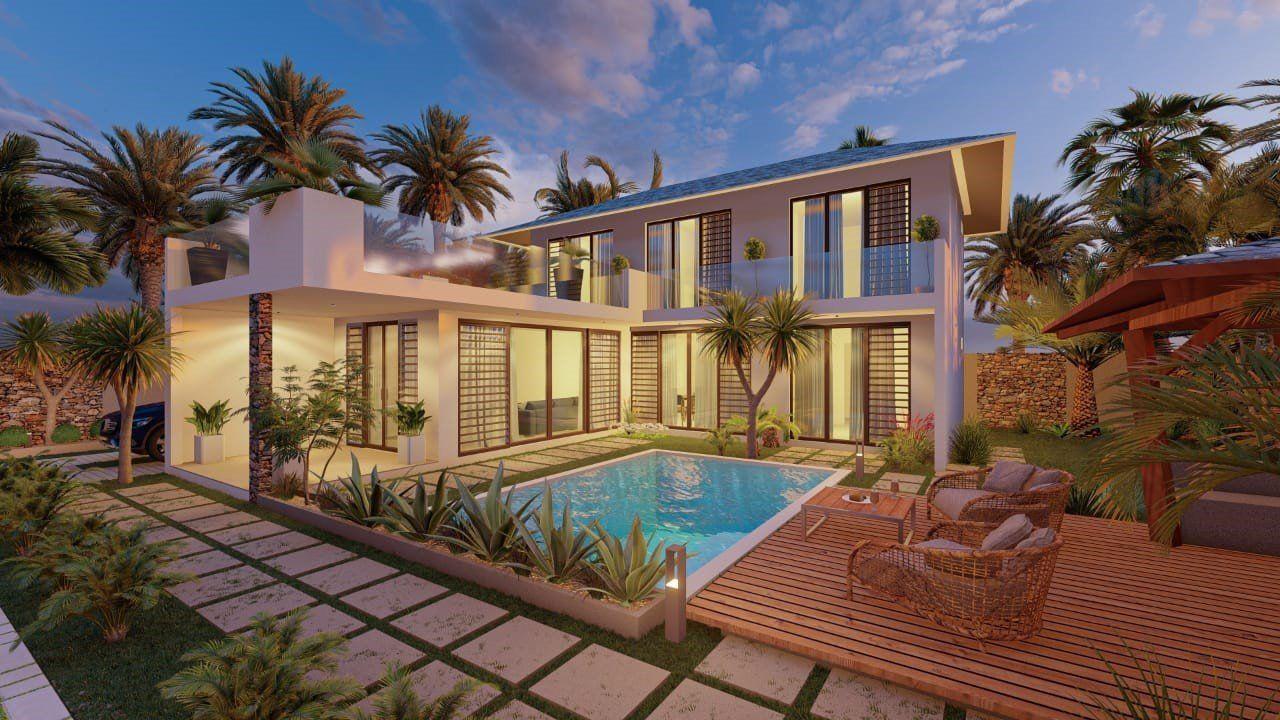 Maison à vendre 6 170m2 à Ile Maurice vignette-1