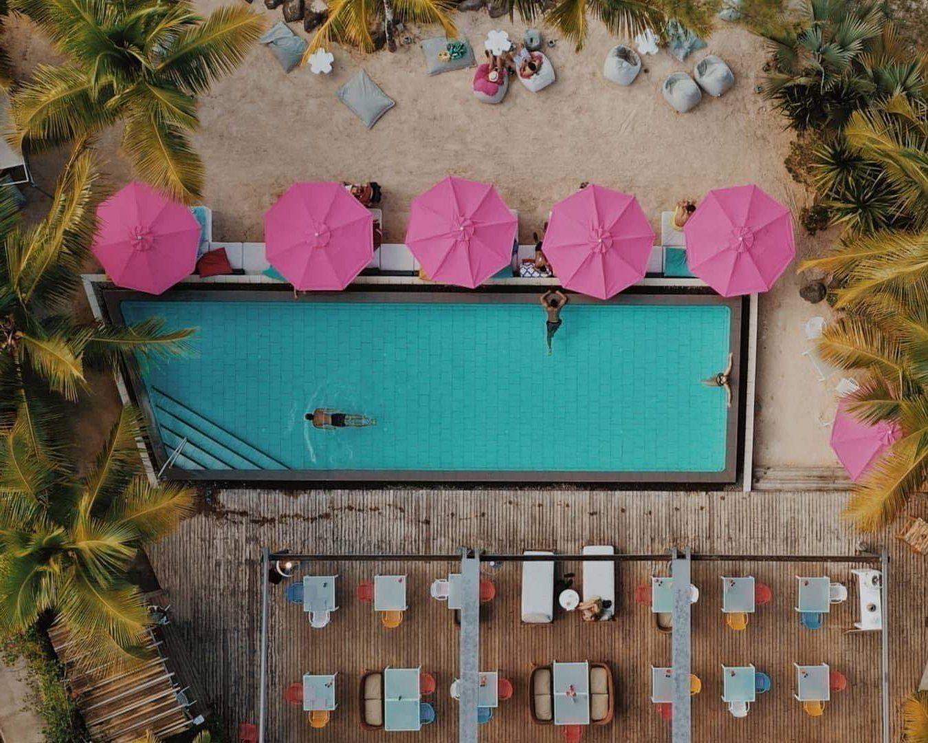 Appartement à louer 1 35m2 à Ile Maurice vignette-8